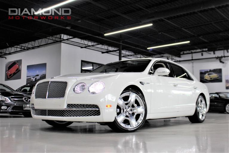 2014 Bentley Flying Spur AWD