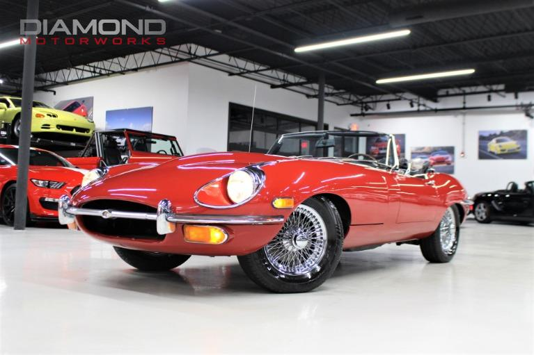 1970 Jaguar E-Type Convertible