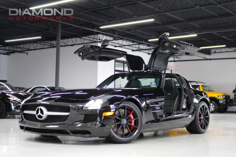 2012 Mercedes-Benz SLS AMG Gullwing Coupe