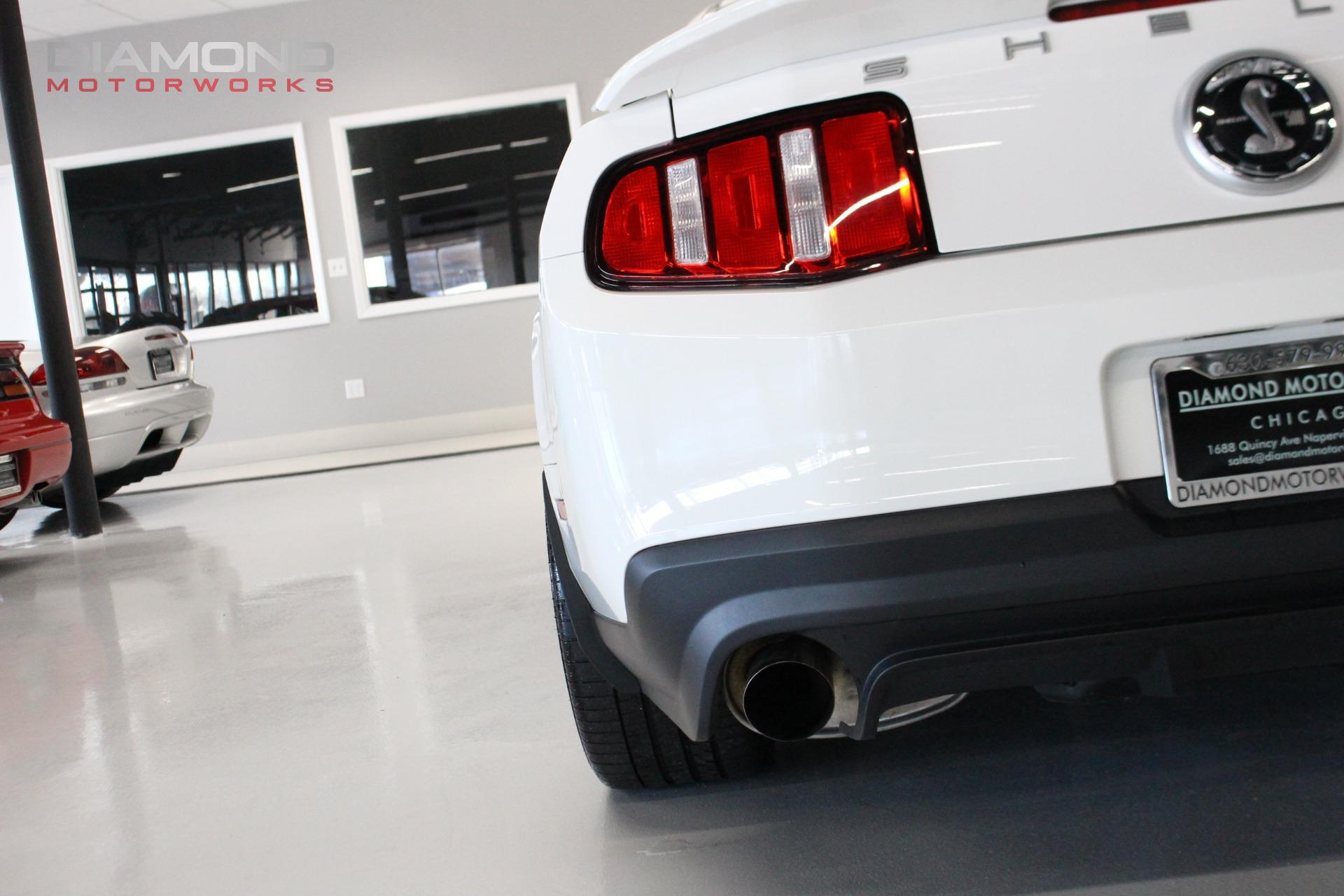2012 Ford Mustang 2dr Coupe Shelby Gt500 Stock 231943