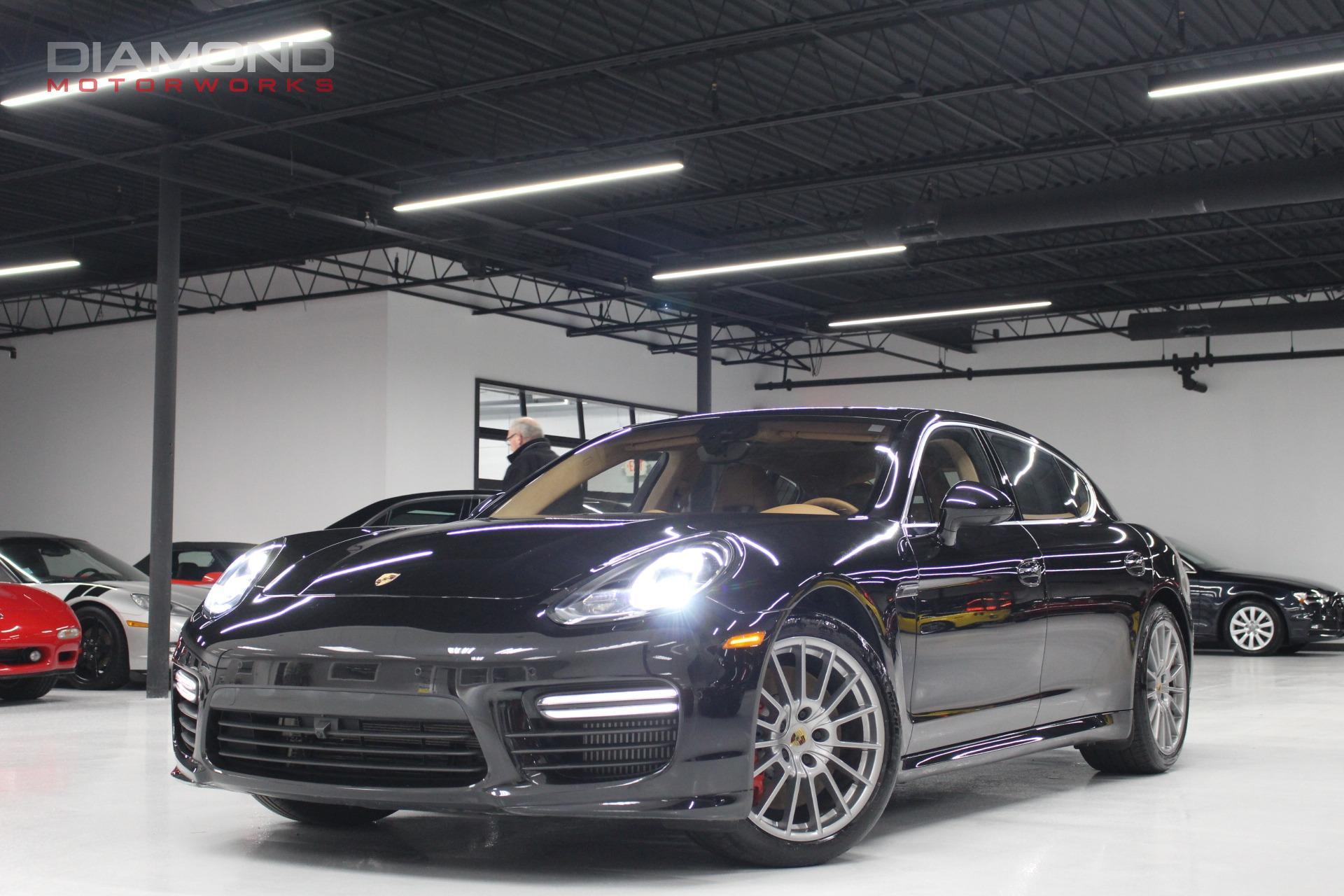 2014 porsche panamera 4dr hatchback turbo executive stock 077348 used 2014 porsche panamera 4dr hatchback turbo executive lisle il sciox Gallery