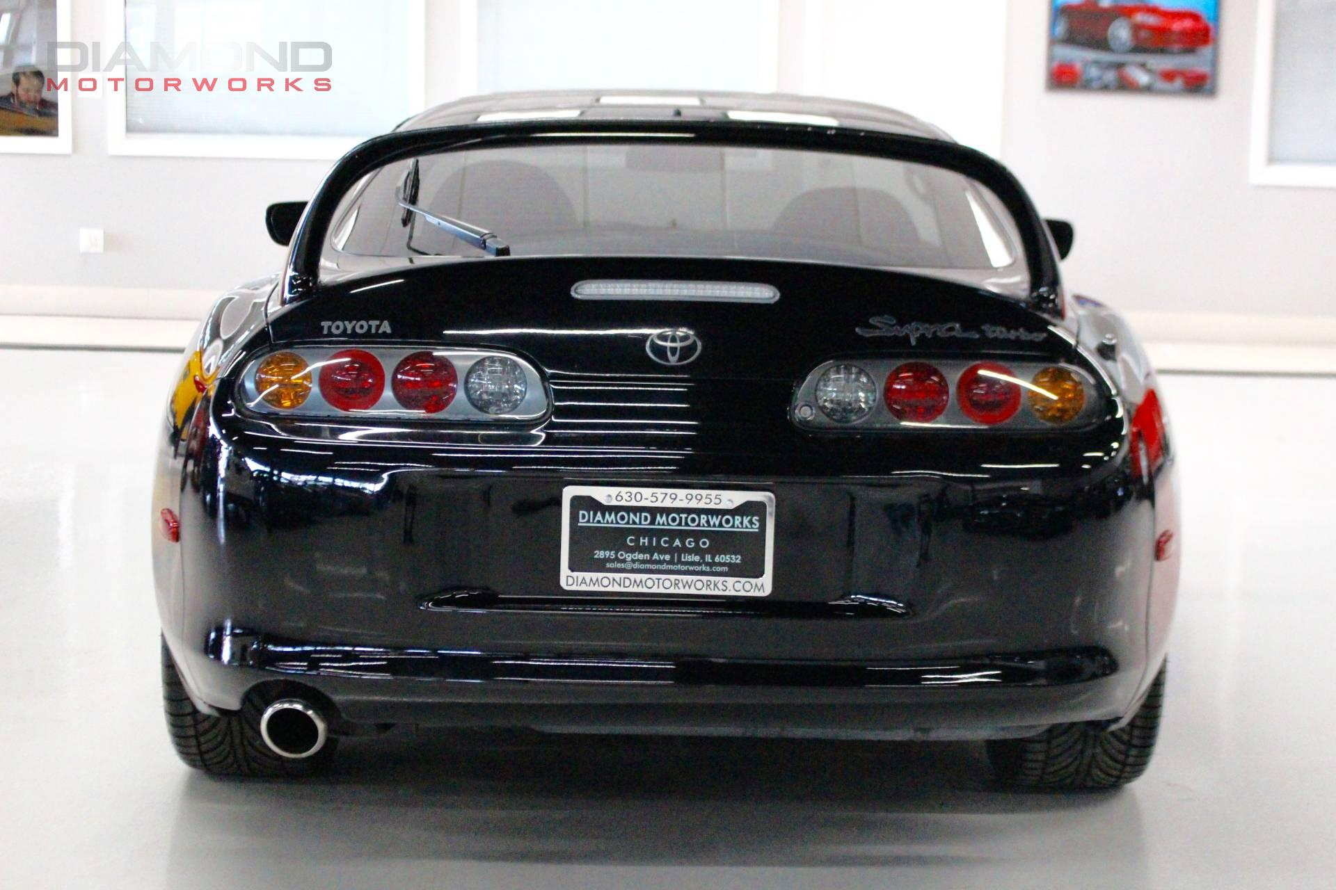 toyota supra manual for sale