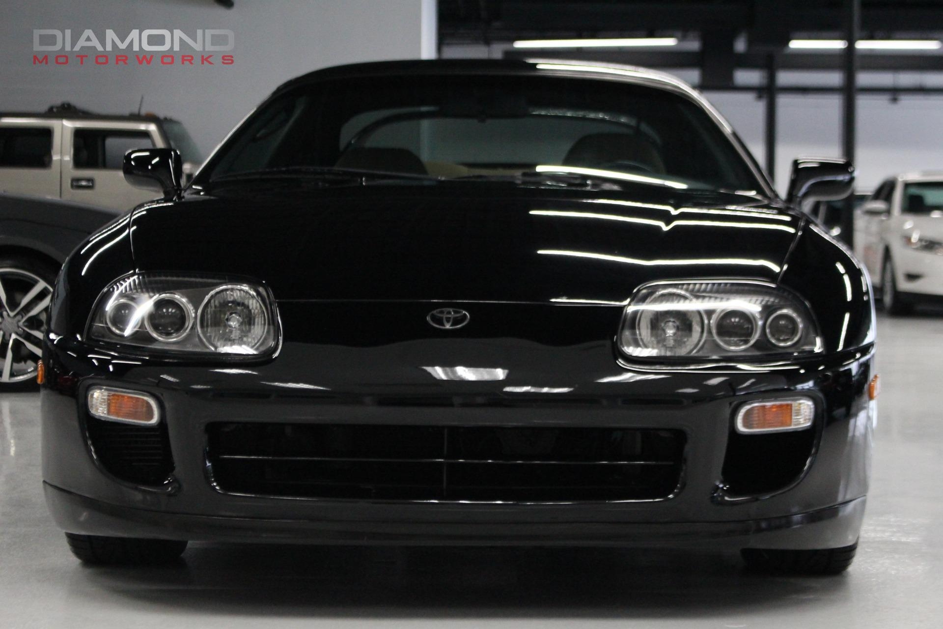 1998 Toyota Supra Twin Turbo Stock 002966 For Sale Near
