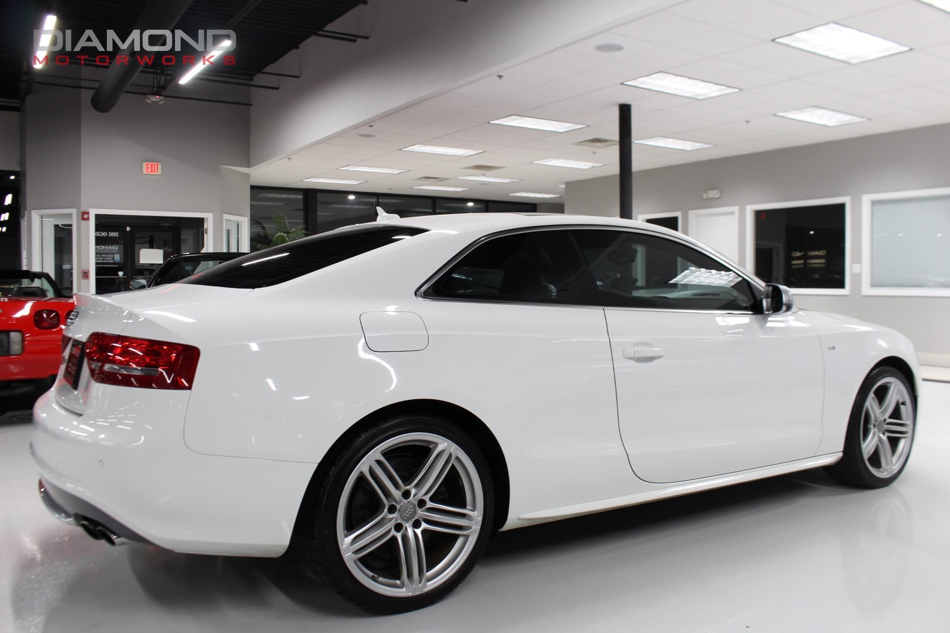 2011 Audi S5 4 2 Quattro Premium Plus Stock 008576 For
