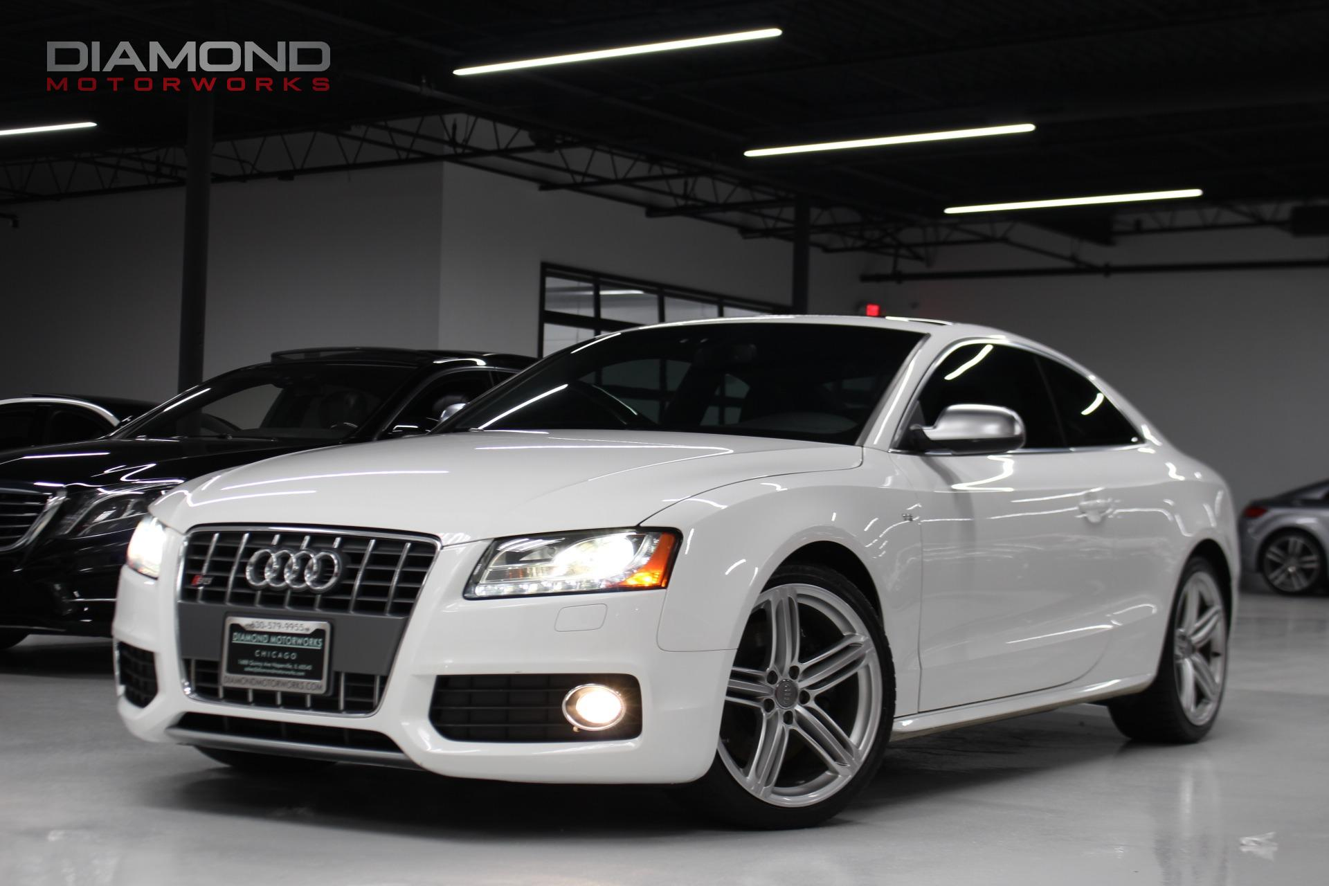 2011 Audi S5 4 2 Quattro Premium Plus Stock 008576 For