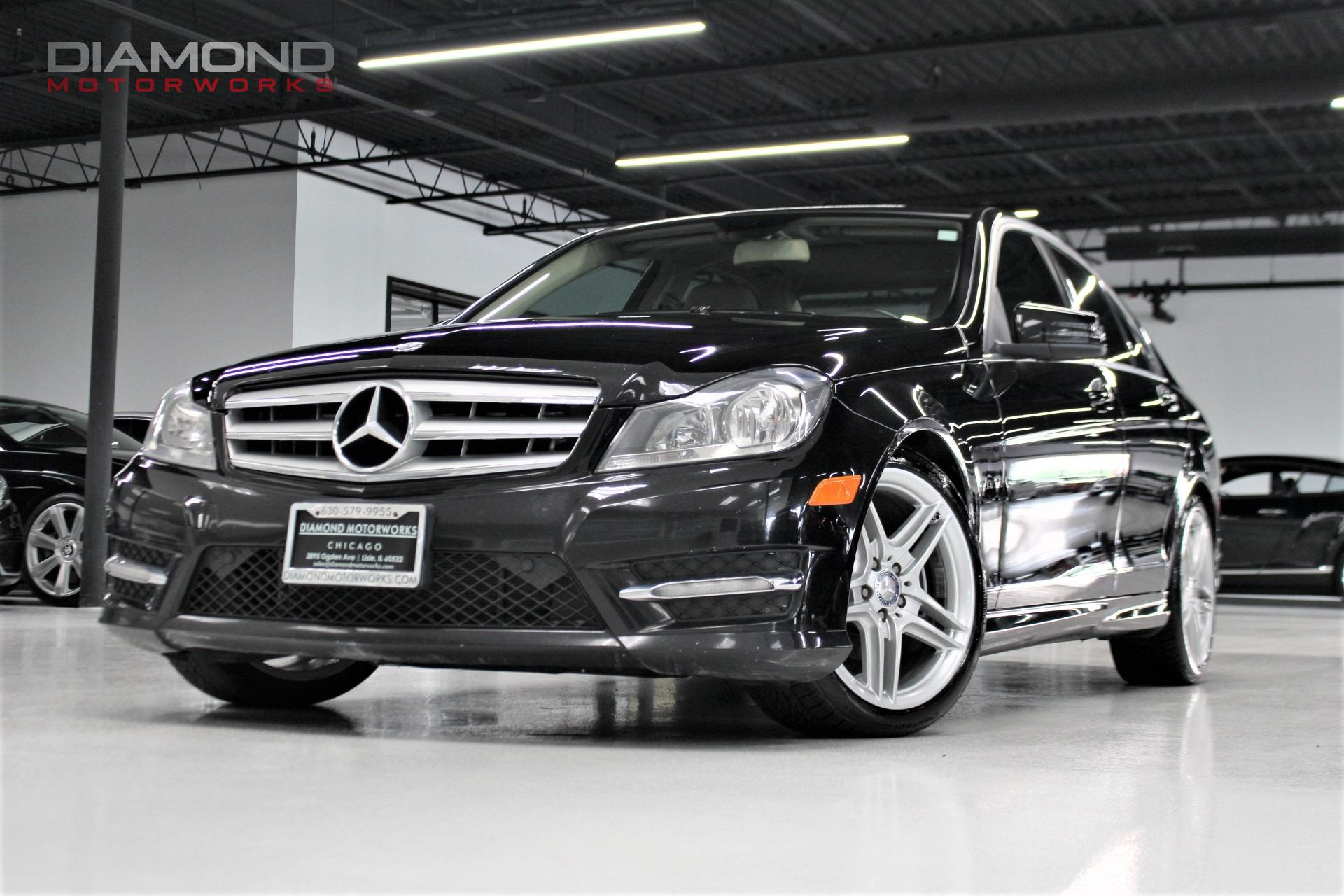 Used-2012-Mercedes-Benz-C-Class-4dr-Sedan-C300-Sport-4MATIC