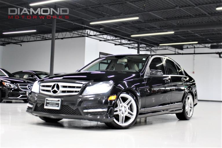 2012 Mercedes Benz C Class 4dr Sedan C300 Sport 4matic Stock