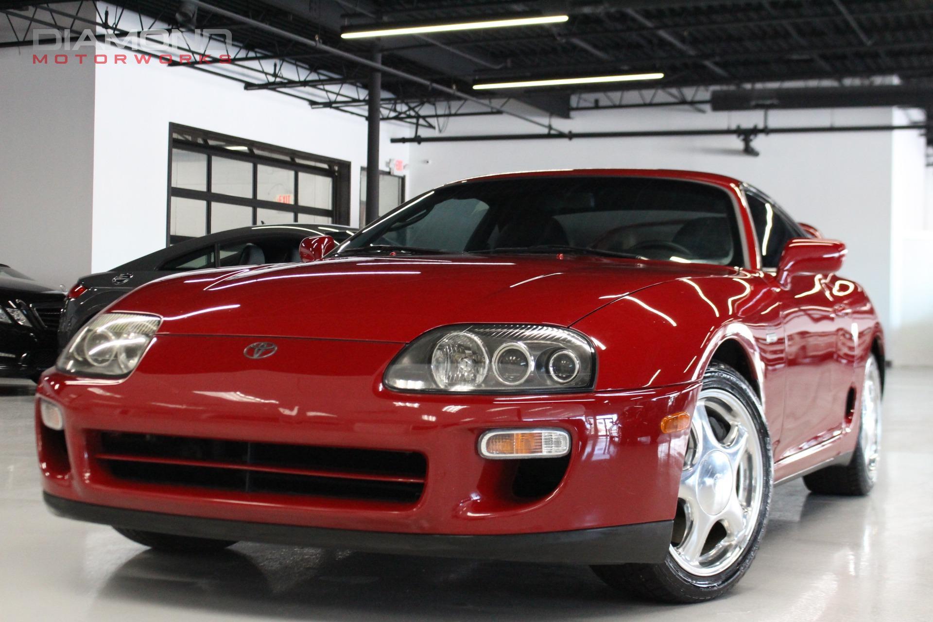 Used-1997-Toyota-Supra-TwinTurbo