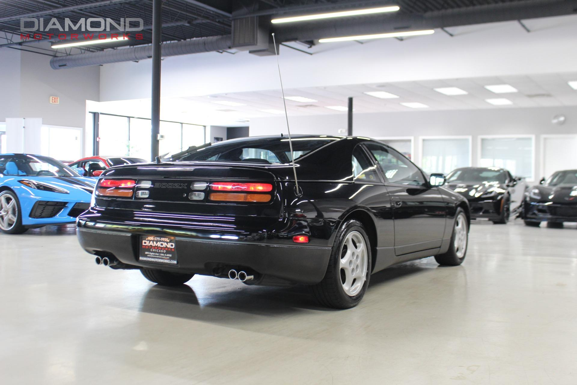 Used-1991-Nissan-300ZX-2+2