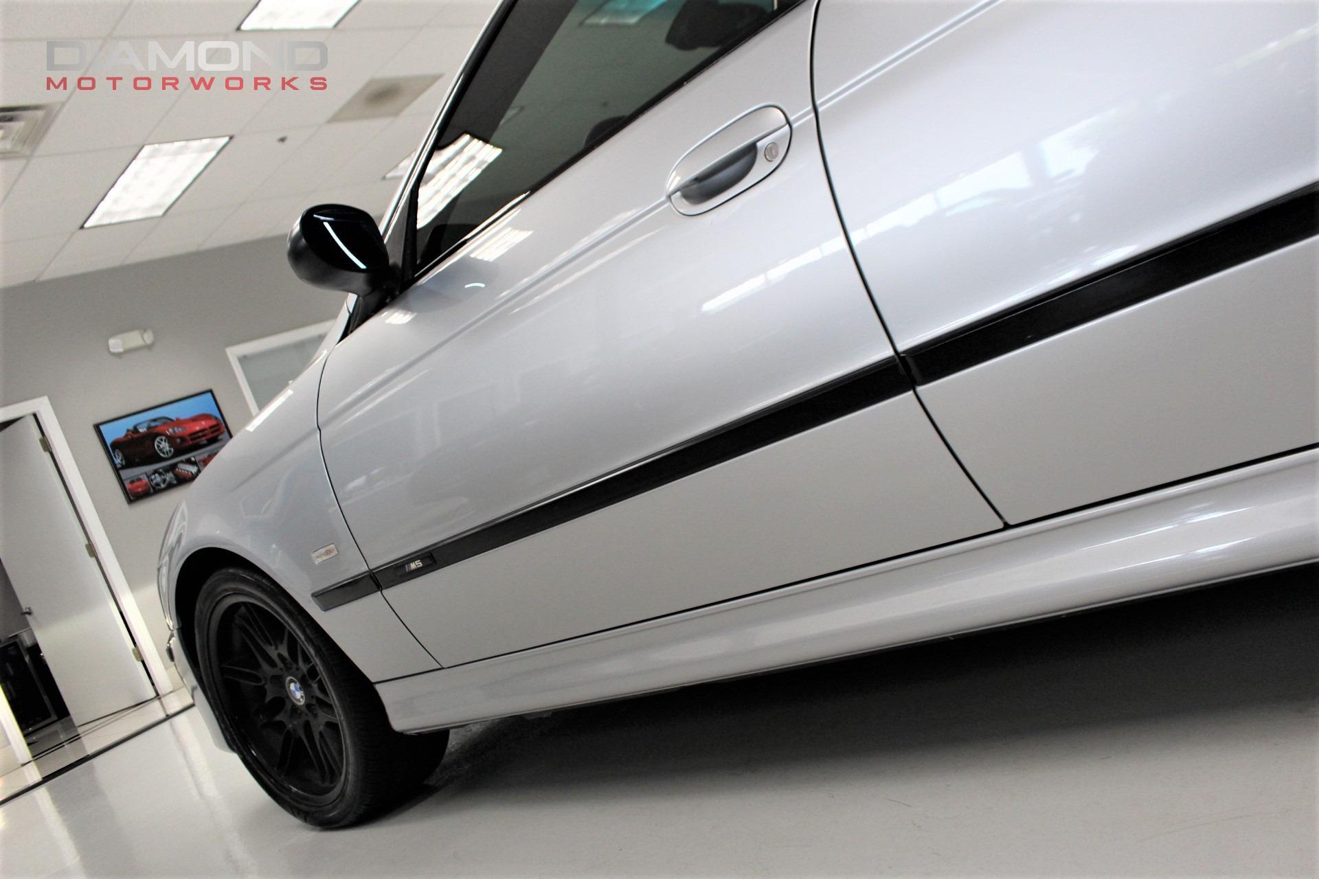 Used-2000-BMW-M5
