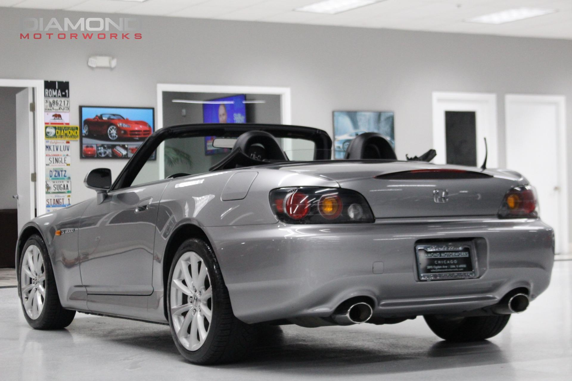 2006 honda s2000 mt stock 003260 for sale near lisle il for Montana honda dealers