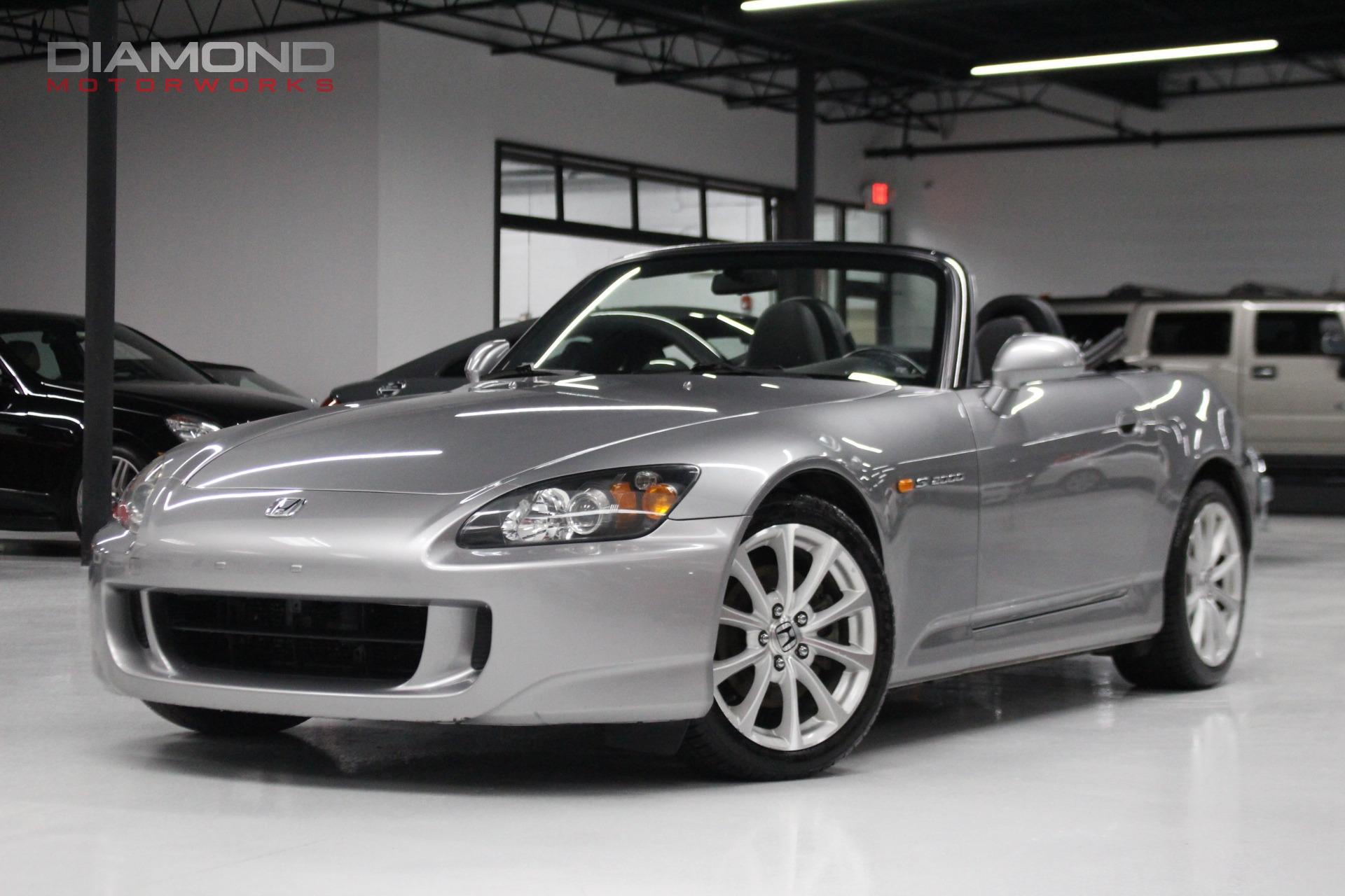 Used 2006 honda s2000 mt lisle il for Montana honda dealers