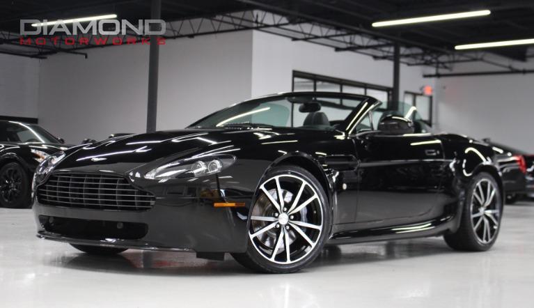 2011 Aston Martin V8 Vantage N420 Roadster Stock D14611 For Sale
