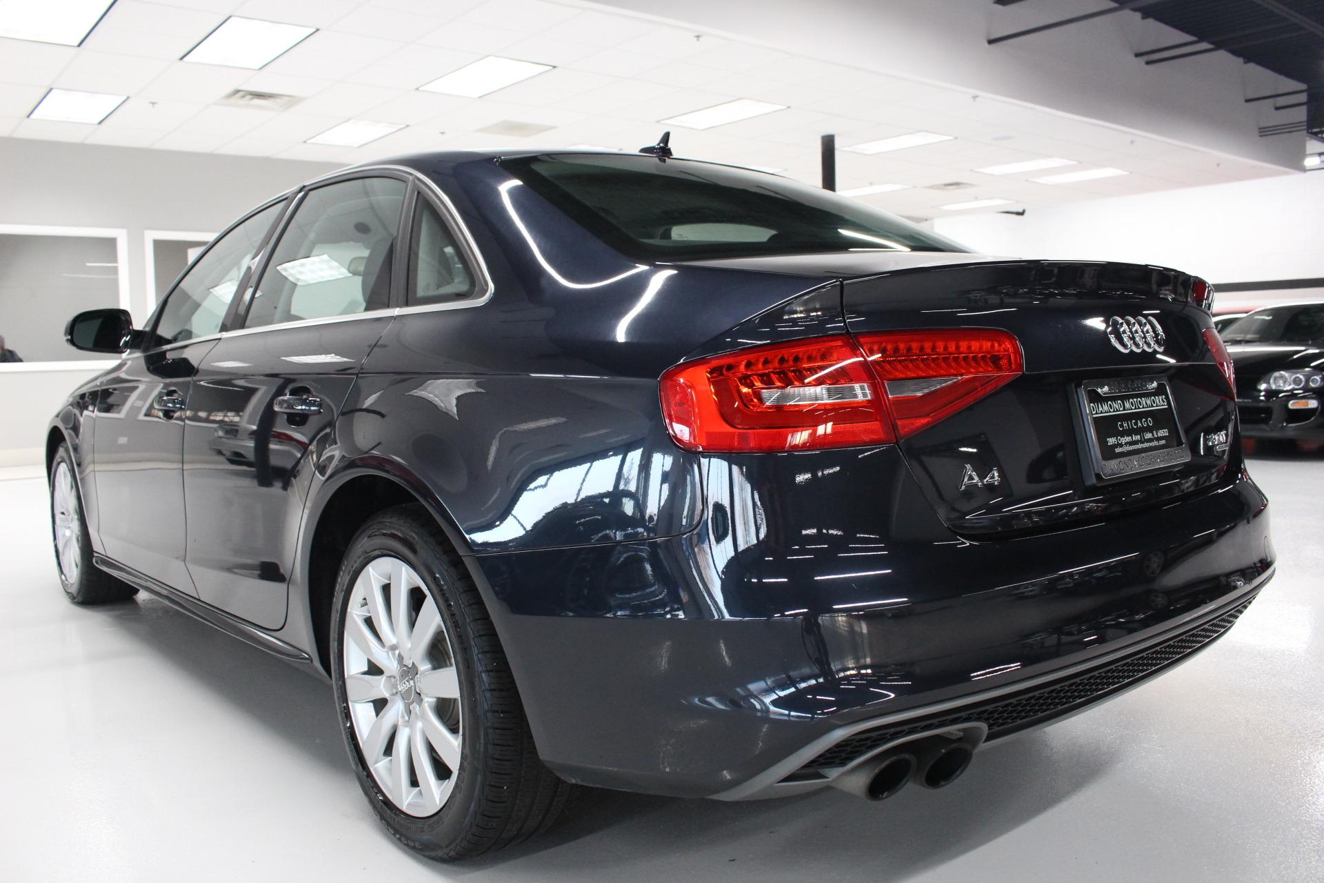 2015 audi a4 4dr sedan manual quattro 2 0t premium stock 017891 rh diamondmotorworks com 2009 Audi A4 Owner's Manual Audi A5 Manual