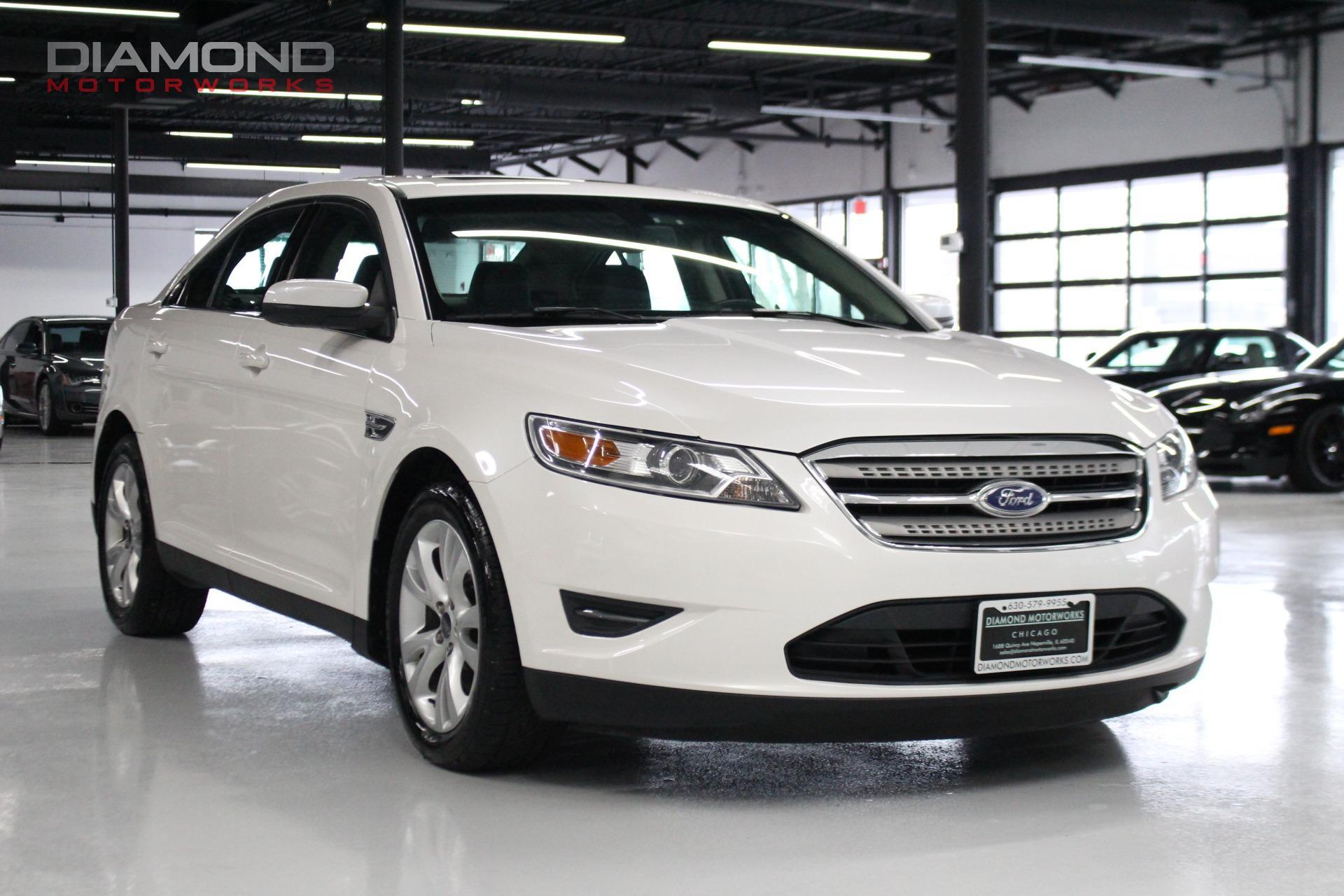 2011 Ford Taurus SEL Stock for sale near Lisle