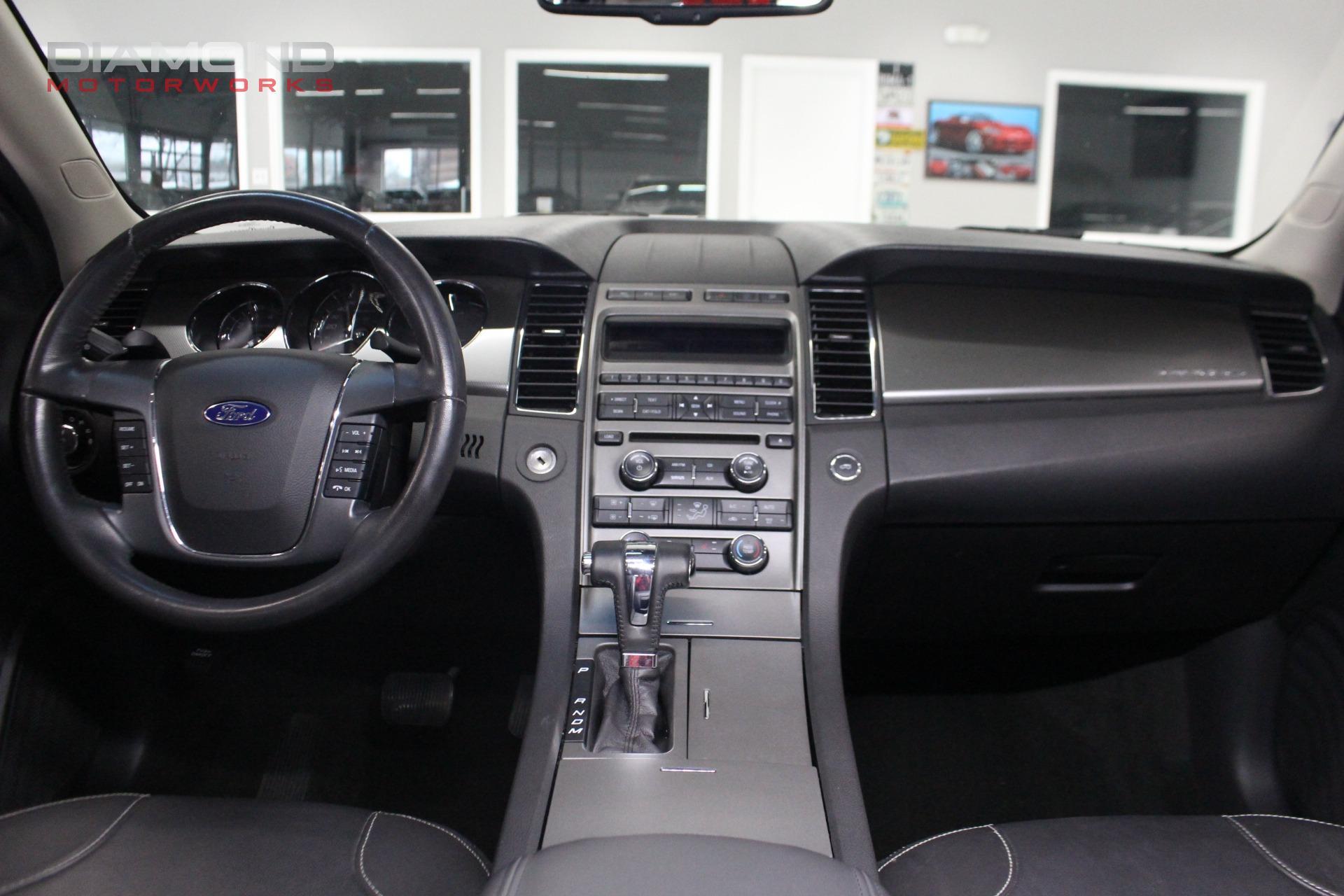 2011 Ford Taurus SEL Stock for sale near Lisle IL