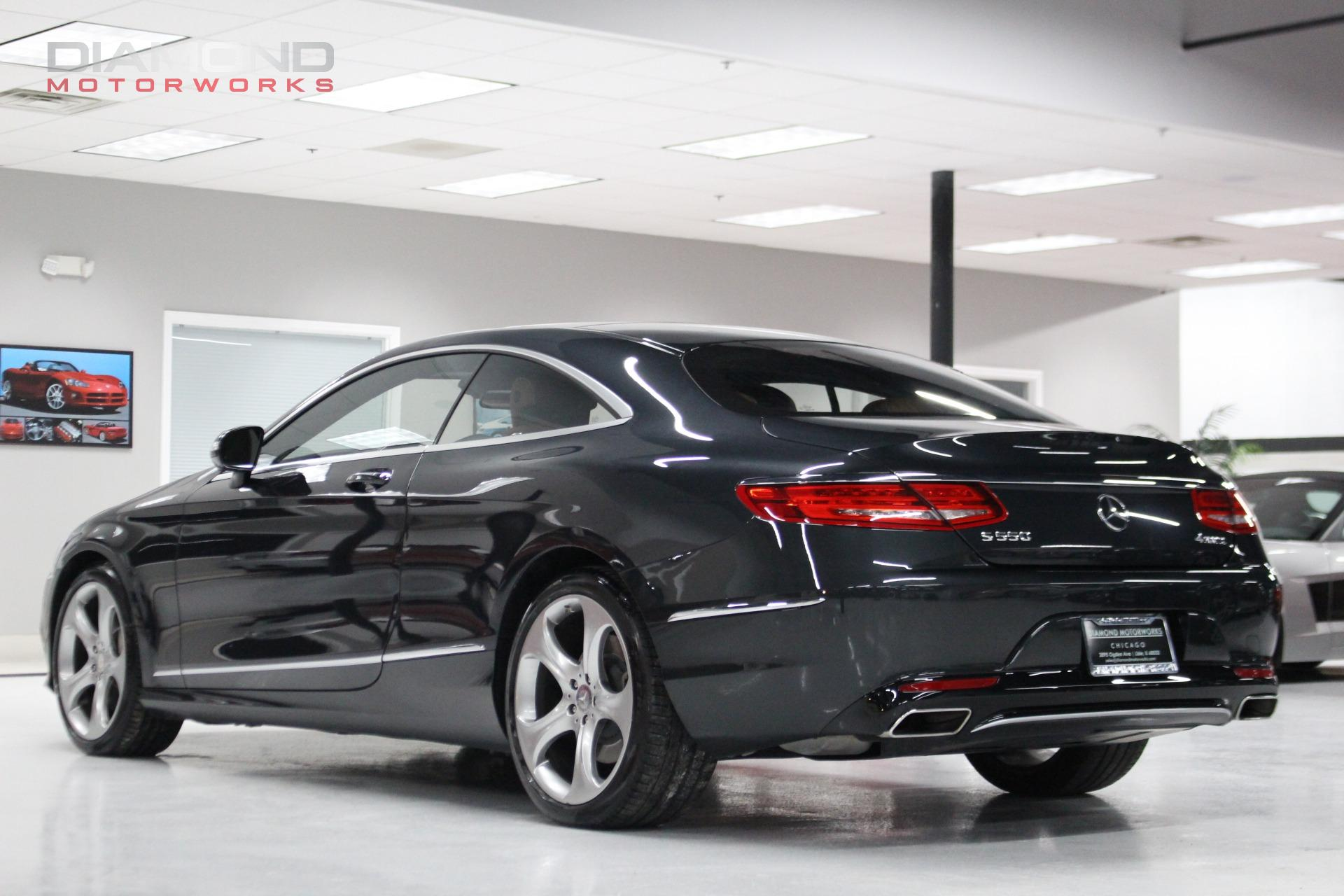 2016 mercedes benz s class s 550 4matic coupe stock. Black Bedroom Furniture Sets. Home Design Ideas
