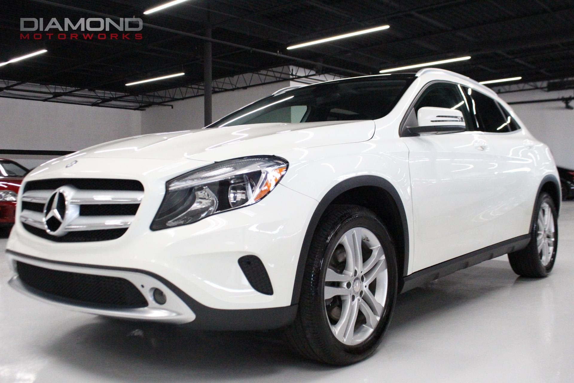 used 2015 mercedes benz gla gla 250 4matic. Black Bedroom Furniture Sets. Home Design Ideas