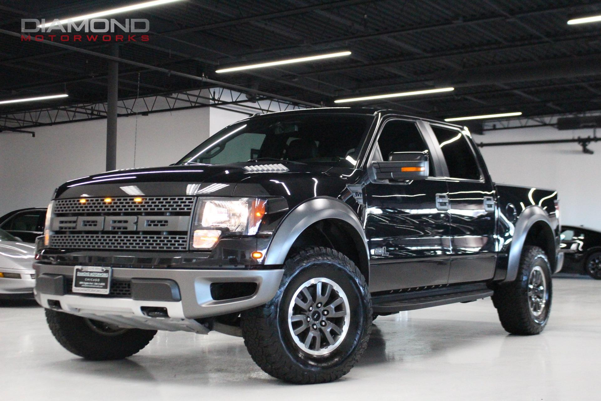 used 2011 ford f 150 svt raptor lisle il. Black Bedroom Furniture Sets. Home Design Ideas
