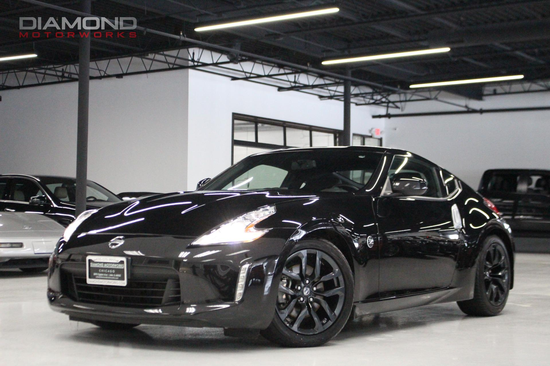 Certified Pre Owned Nissan >> 2015 Nissan 370Z Touring Stock # 443698 for sale near Lisle, IL | IL Nissan Dealer