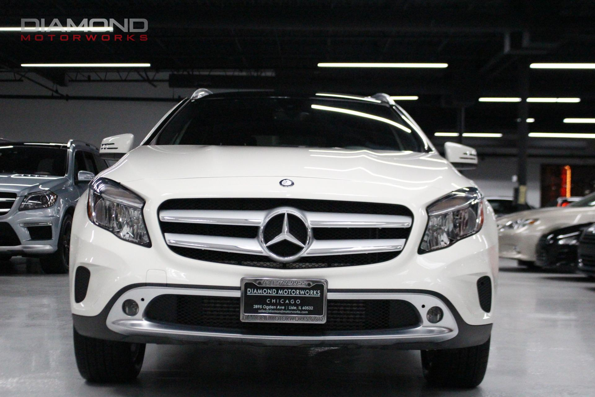 2016 mercedes benz gla gla 250 4matic stock 188570 for. Black Bedroom Furniture Sets. Home Design Ideas
