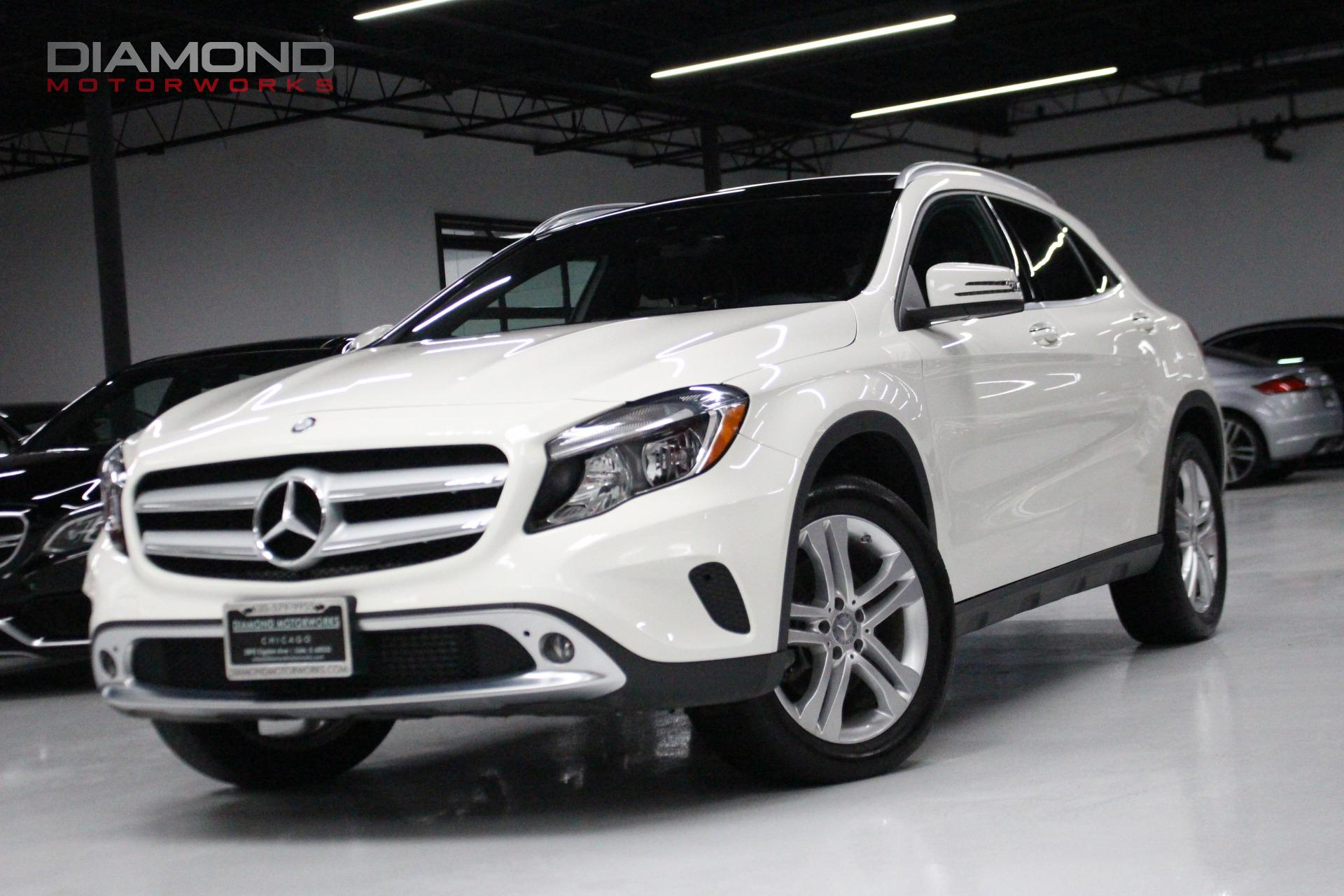 2016 Mercedes Benz Gla Gla 250 4matic Stock 188570 For