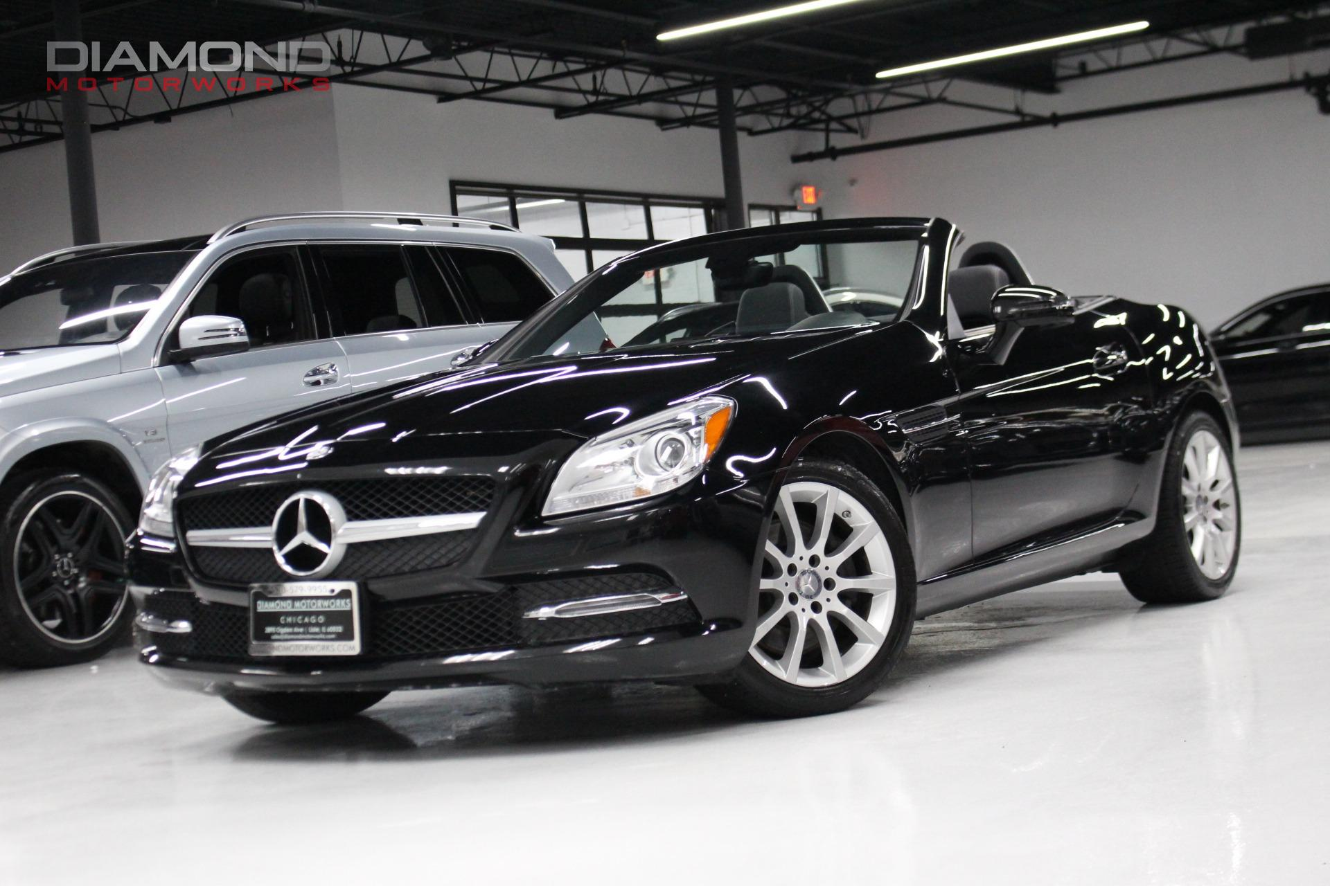 used 2016 mercedes benz slk slk 300. Black Bedroom Furniture Sets. Home Design Ideas