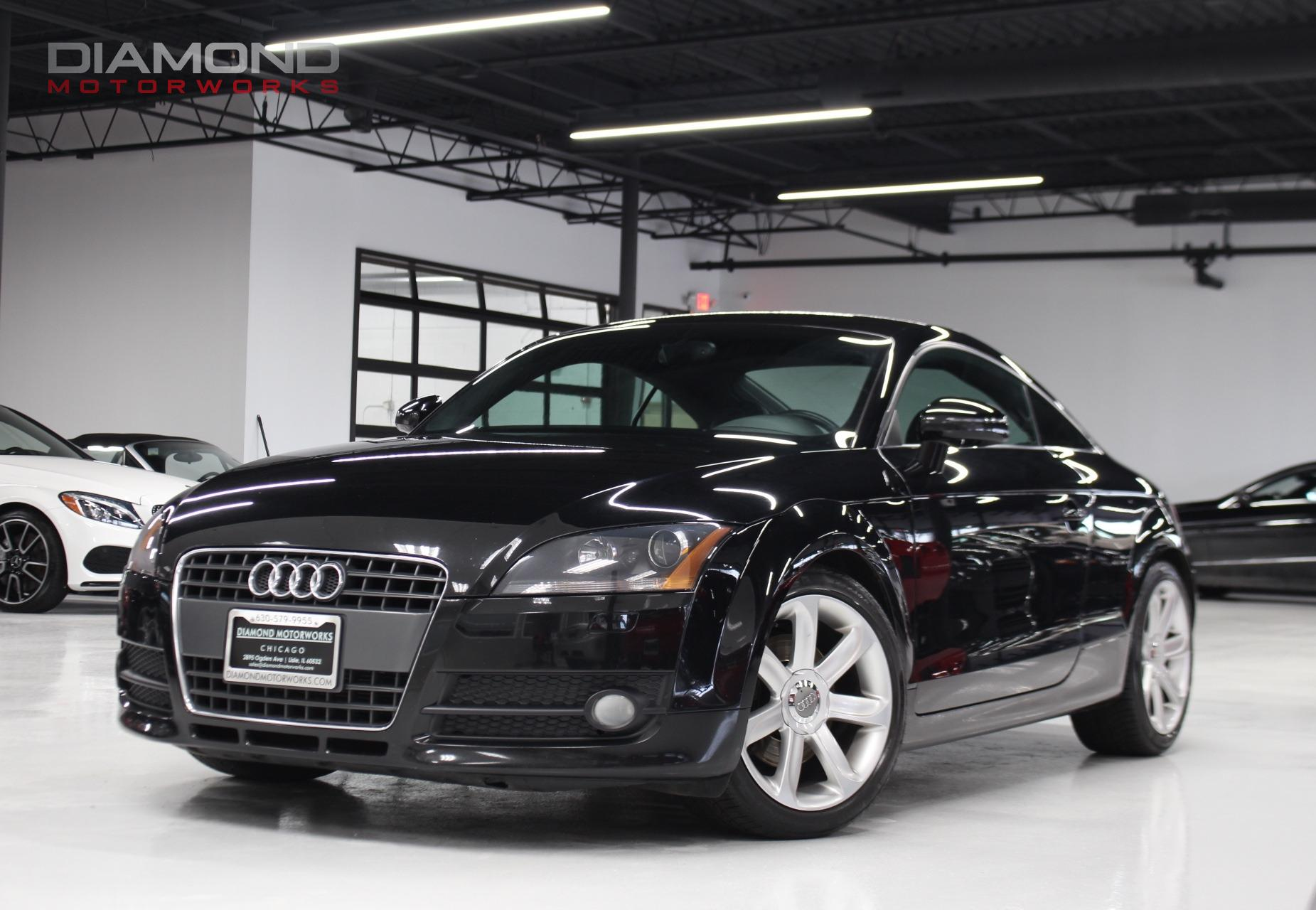 used 2008 audi tt 2 0t lisle il. Black Bedroom Furniture Sets. Home Design Ideas