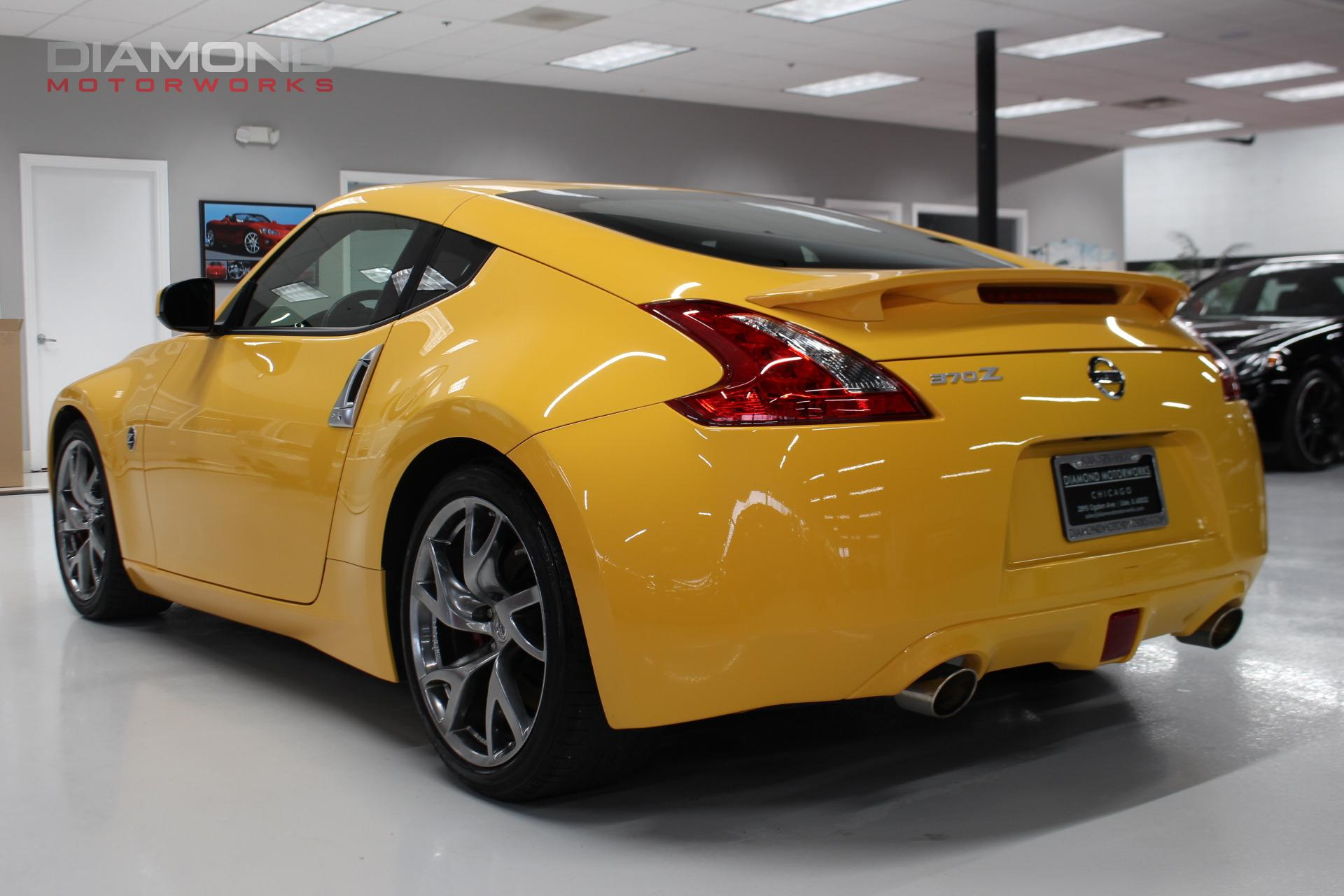 2017 nissan 370z sport for Sun motor cars used inventory