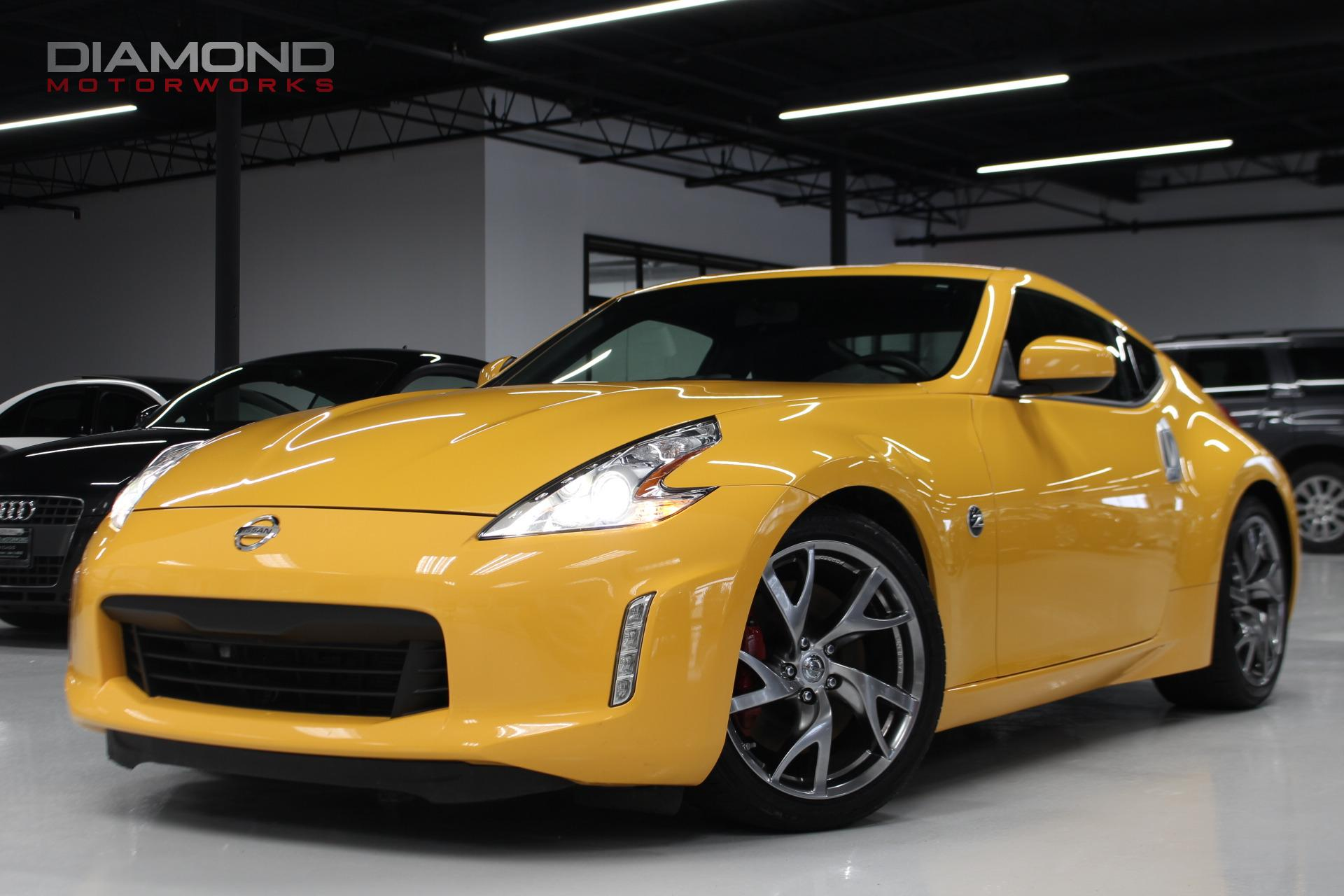 2017 nissan 370z sport stock 953661 for sale near lisle il il nissan dealer. Black Bedroom Furniture Sets. Home Design Ideas