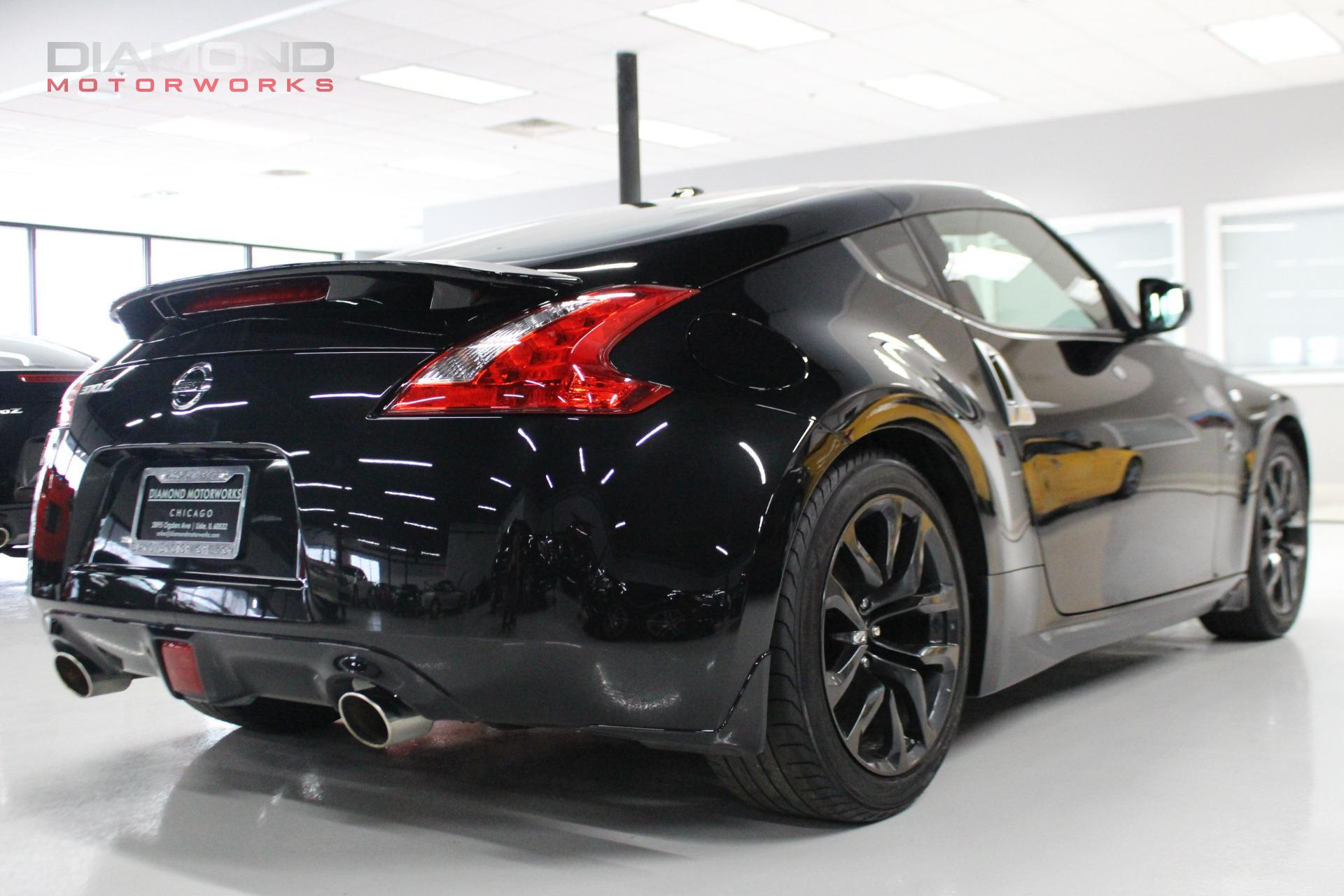 2017 nissan 370z touring stock 953674 for sale near lisle il il nissan dealer. Black Bedroom Furniture Sets. Home Design Ideas