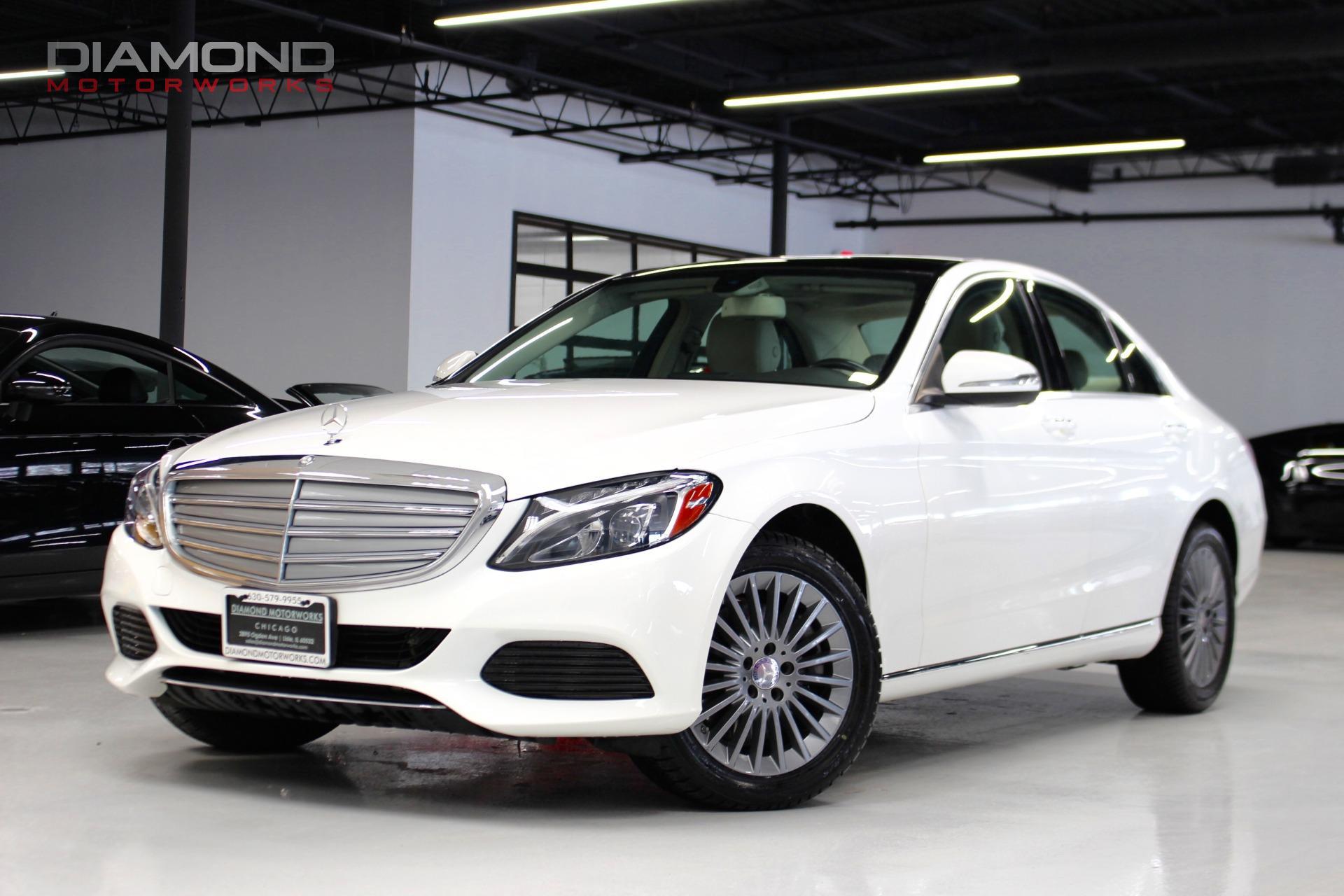 2015 Mercedes-Benz C-Class C 300 4MATIC Stock # 011922 for ...