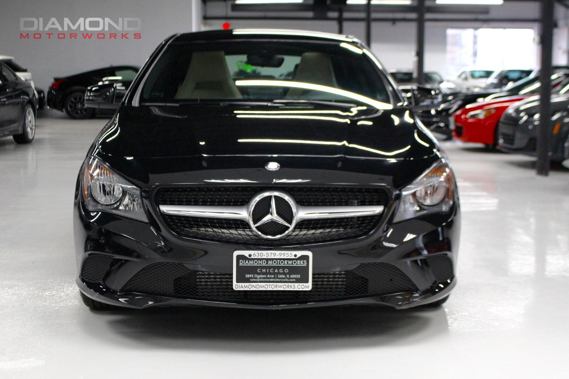 used 2015 mercedes benz cla cla 250 4matic. Black Bedroom Furniture Sets. Home Design Ideas
