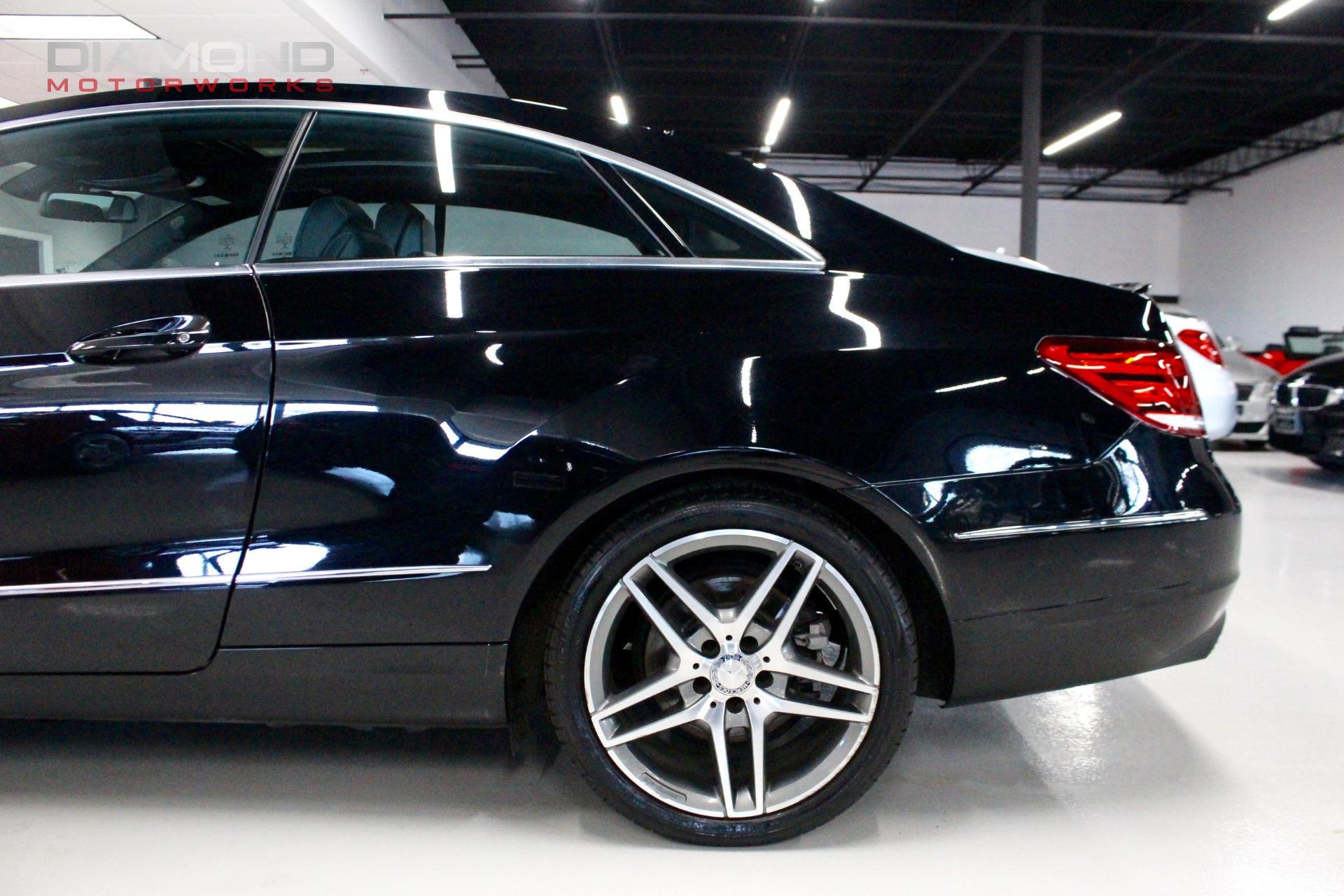 Used 2014 mercedes benz e class e 350 4matic coupe - Mercedes classe e 350 coupe ...