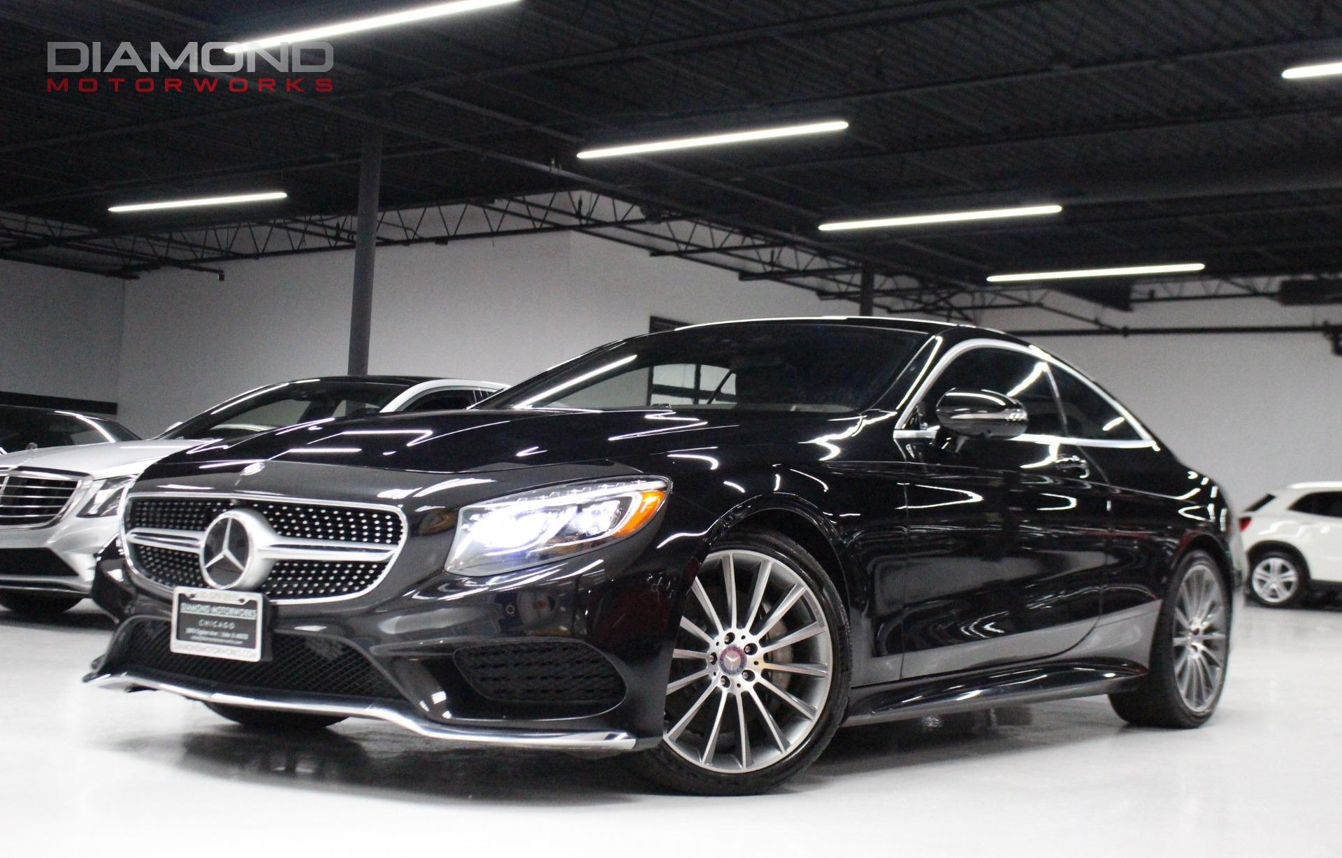 ... Used 2015 Mercedes Benz S Class S 550 4MATIC AMG SPORT | Lisle,