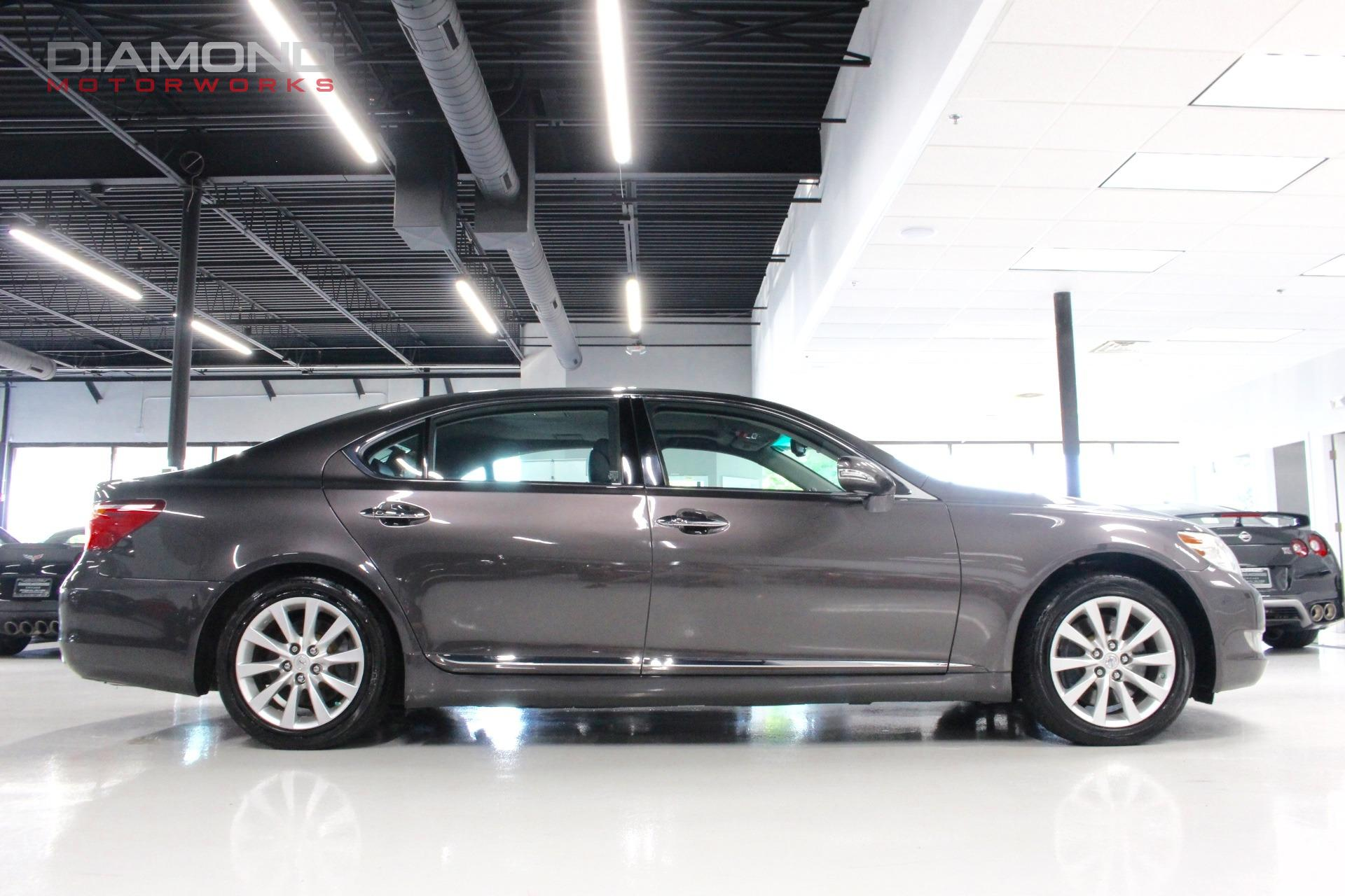 2010 Lexus LS 460 L Stock # 001418 for sale near Lisle, IL | IL ...
