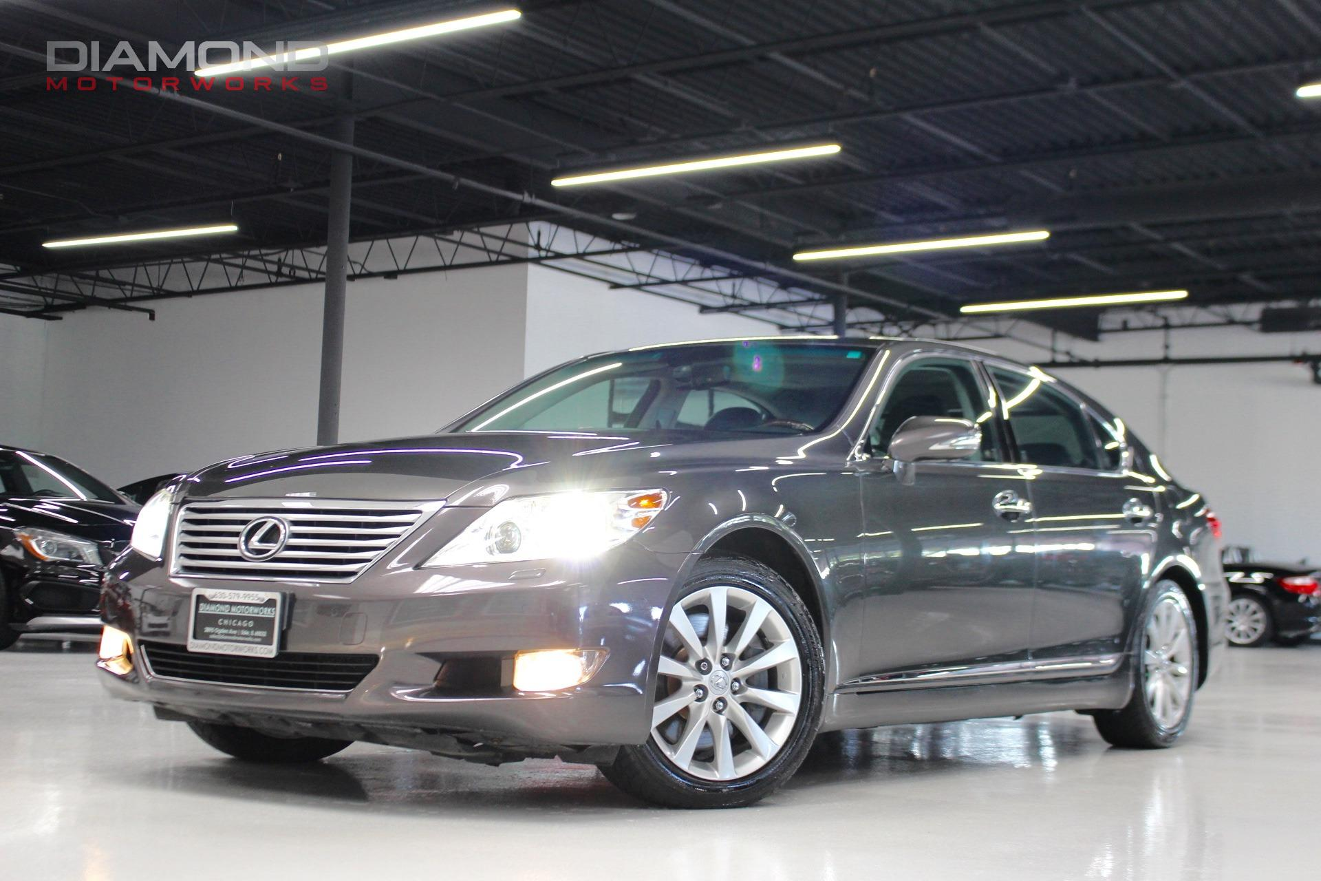 Used Car Dealer Near Me >> Used 2010 Lexus LS 460 L | Lisle, IL