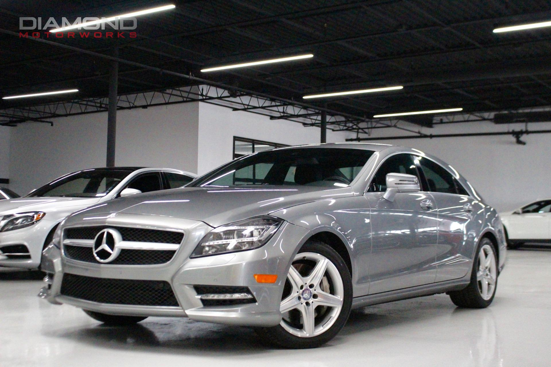 2014 mercedes benz cls cls 550 4matic stock 095229 for for Mercedes benz cls550 4matic