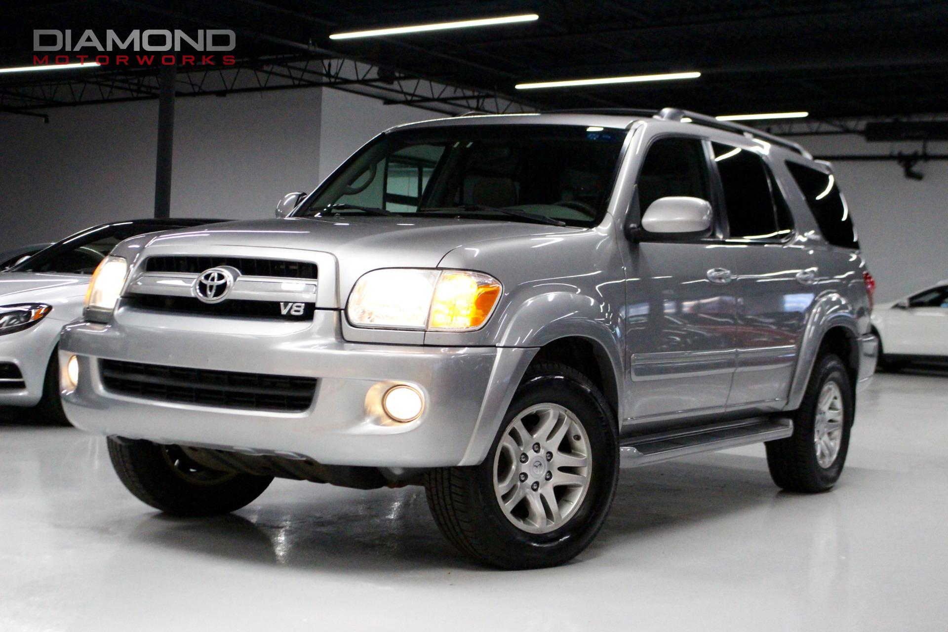 Toyota Certified Pre-Owned >> 2005 Toyota Sequoia Limited Stock # 242965 for sale near ...