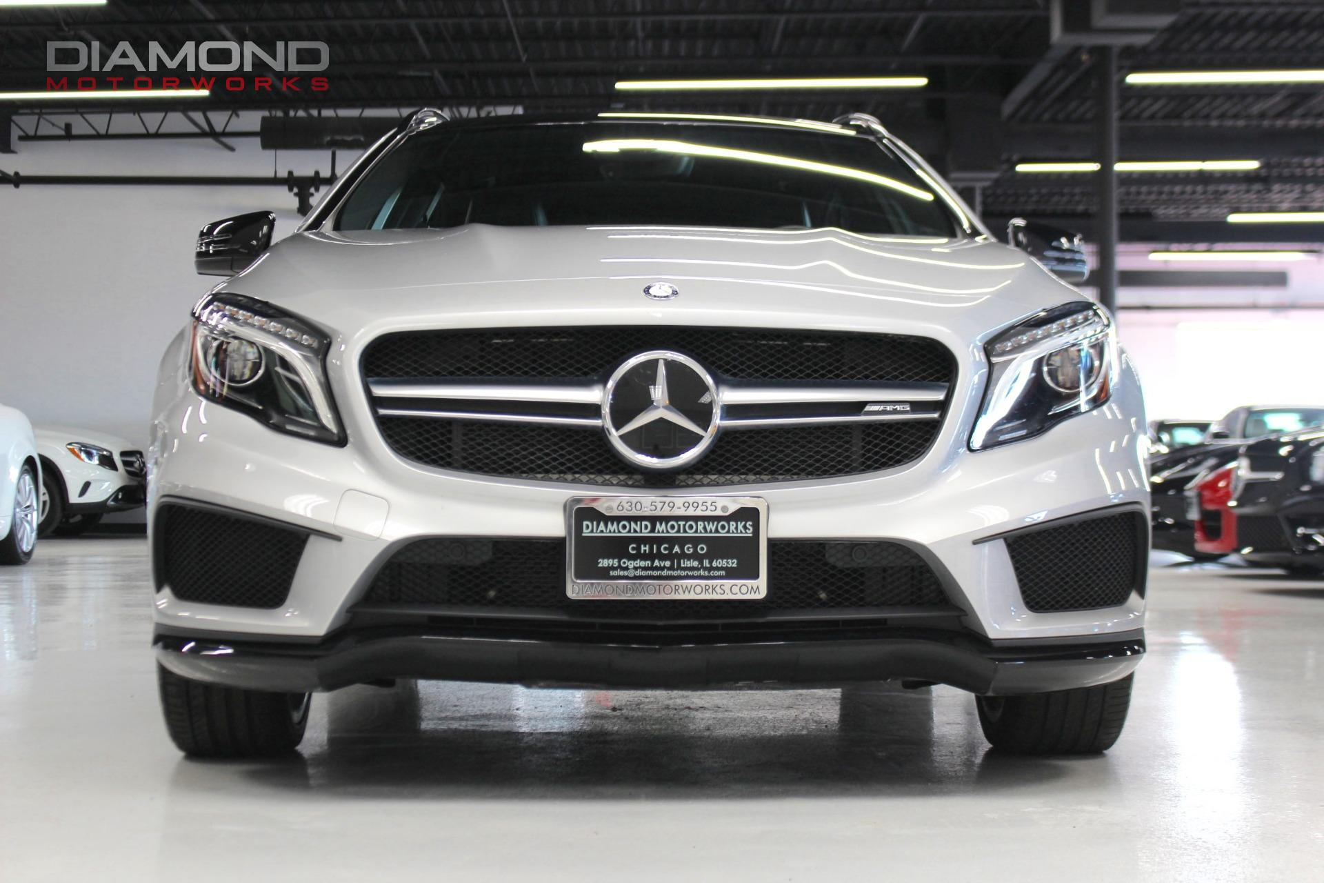 2015 mercedes benz gla gla 45 amg stock 031985 for sale for Mercedes benz 2015 gla