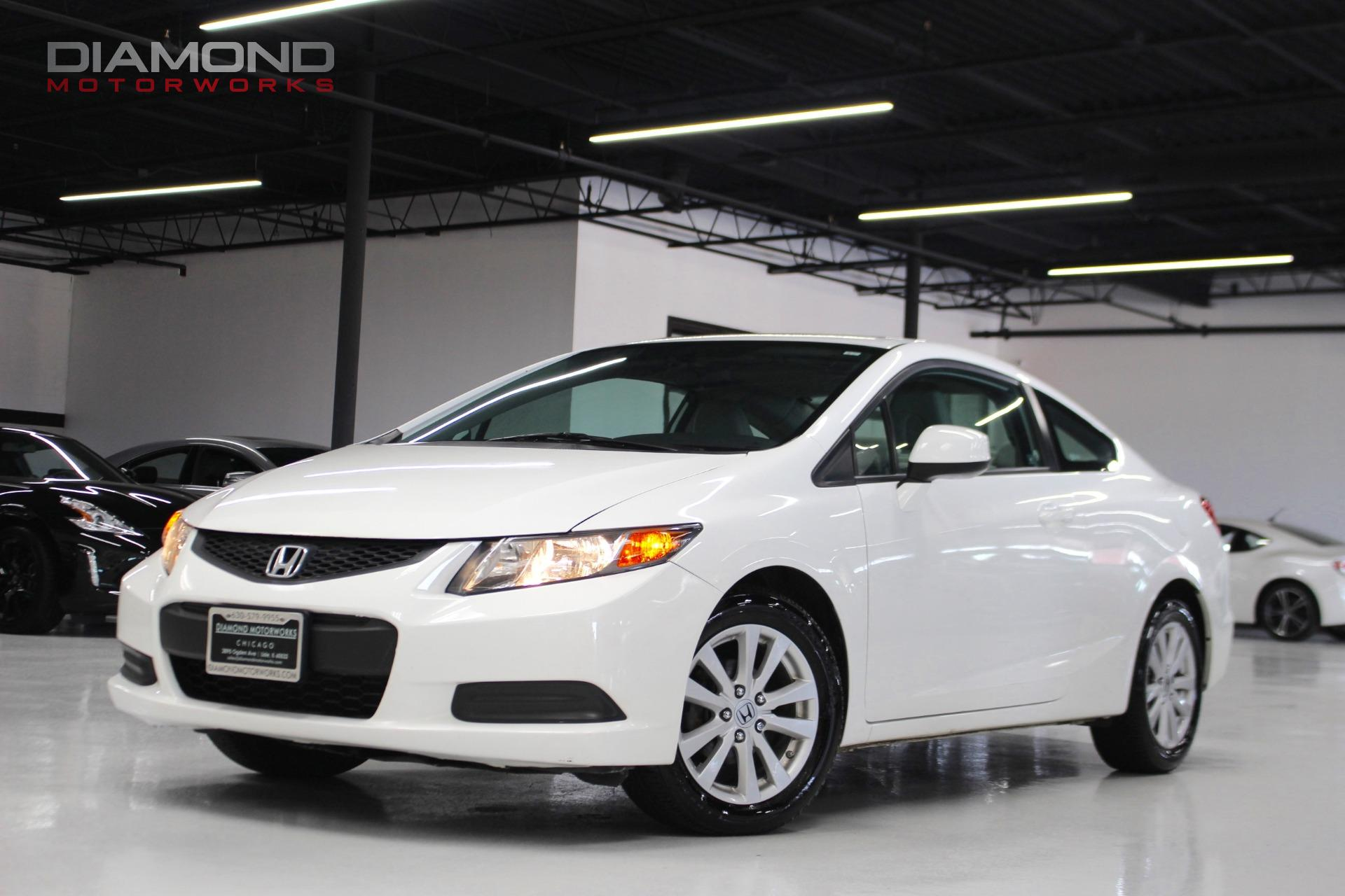2012 Honda Civic EX Stock for sale near Lisle IL