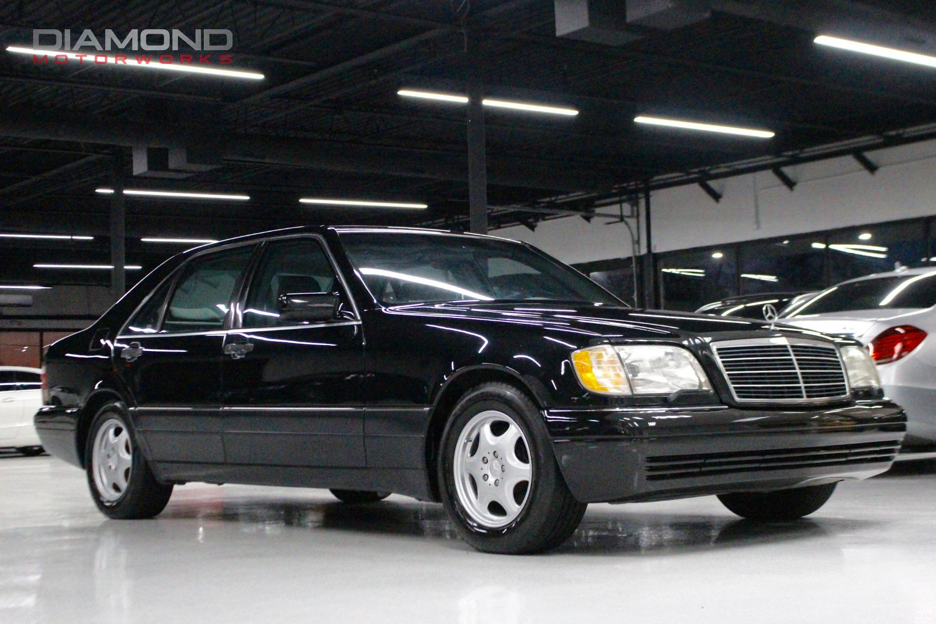 1999 mercedes benz s class s 500 stock 423201 for sale near lisle il il mercedes benz dealer. Black Bedroom Furniture Sets. Home Design Ideas