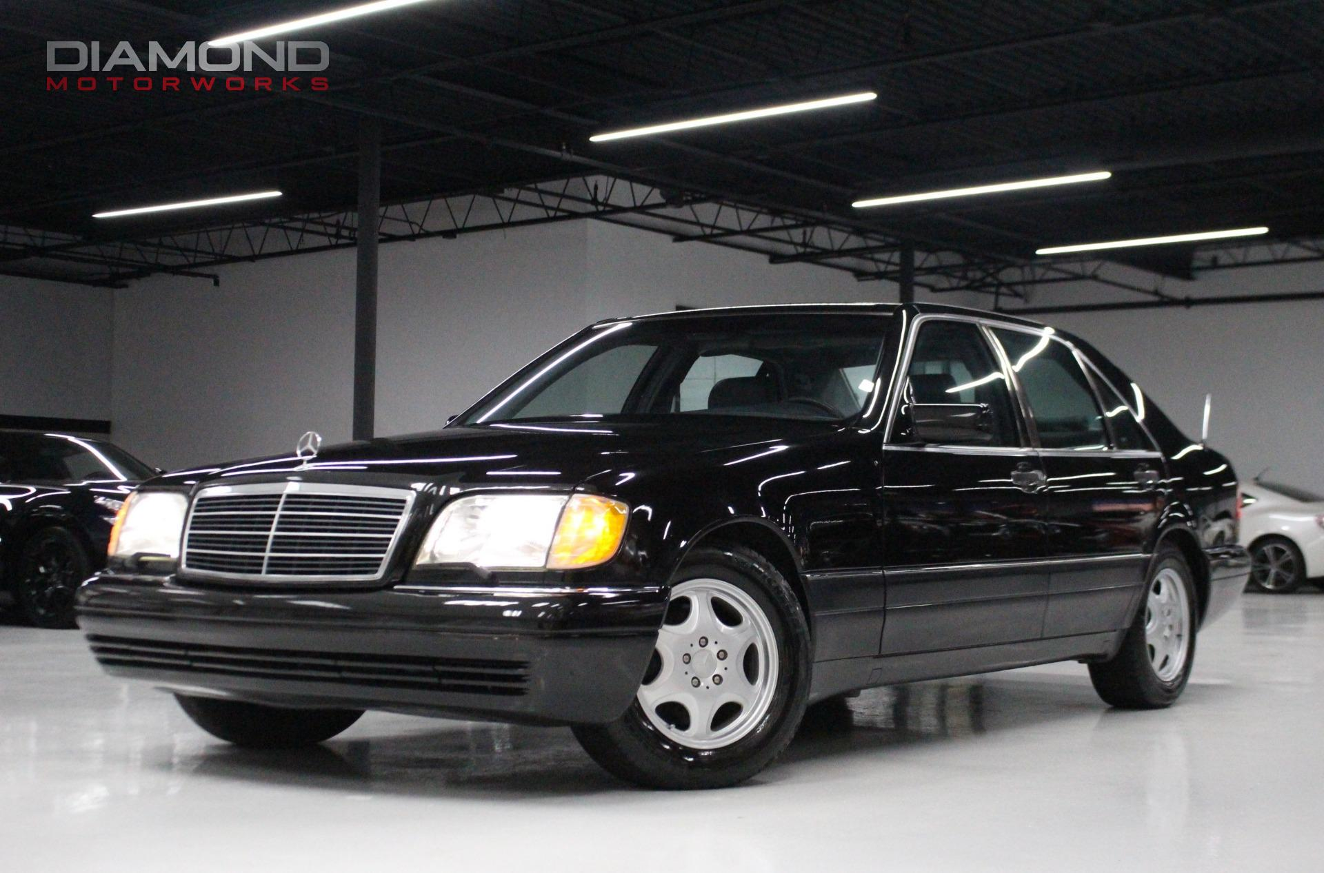 1999 mercedes benz s class s 500 stock 423201 for sale for Mercedes benz s class 500