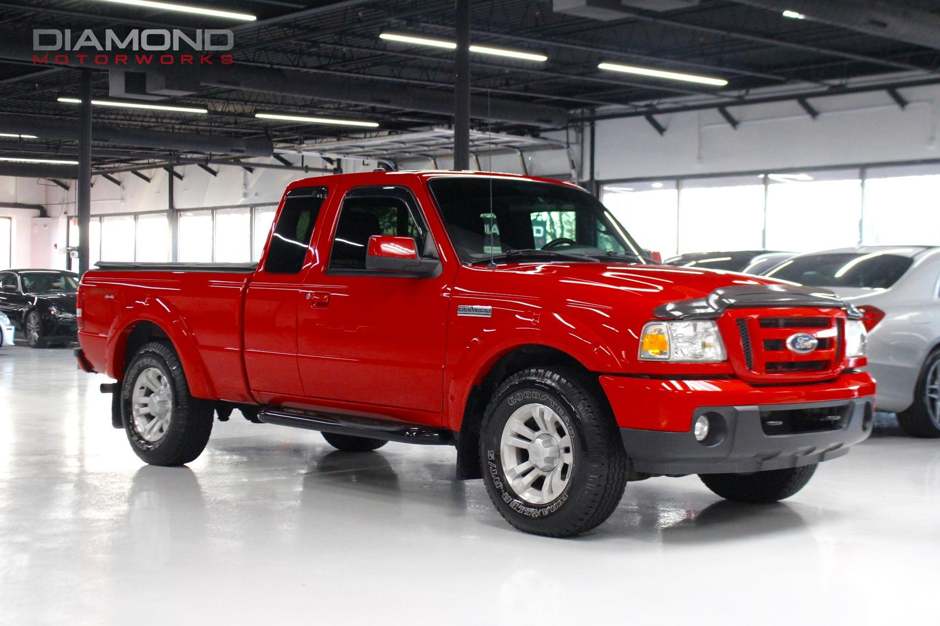 2011 Ford Ranger Sport 4x4 Stock Aoo510 For Sale Near