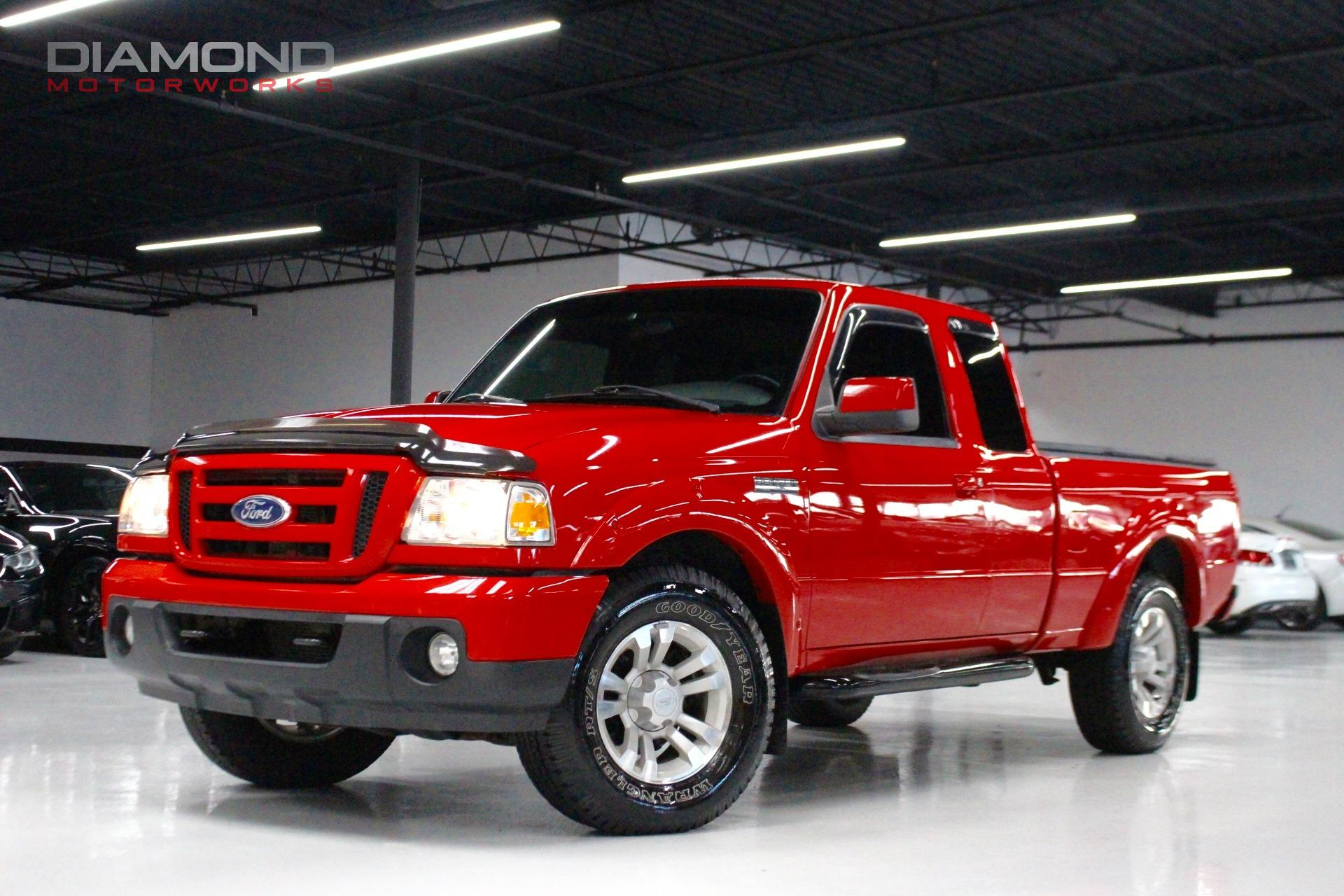 used 2011 ford ranger sport 4x4 lisle il. Black Bedroom Furniture Sets. Home Design Ideas