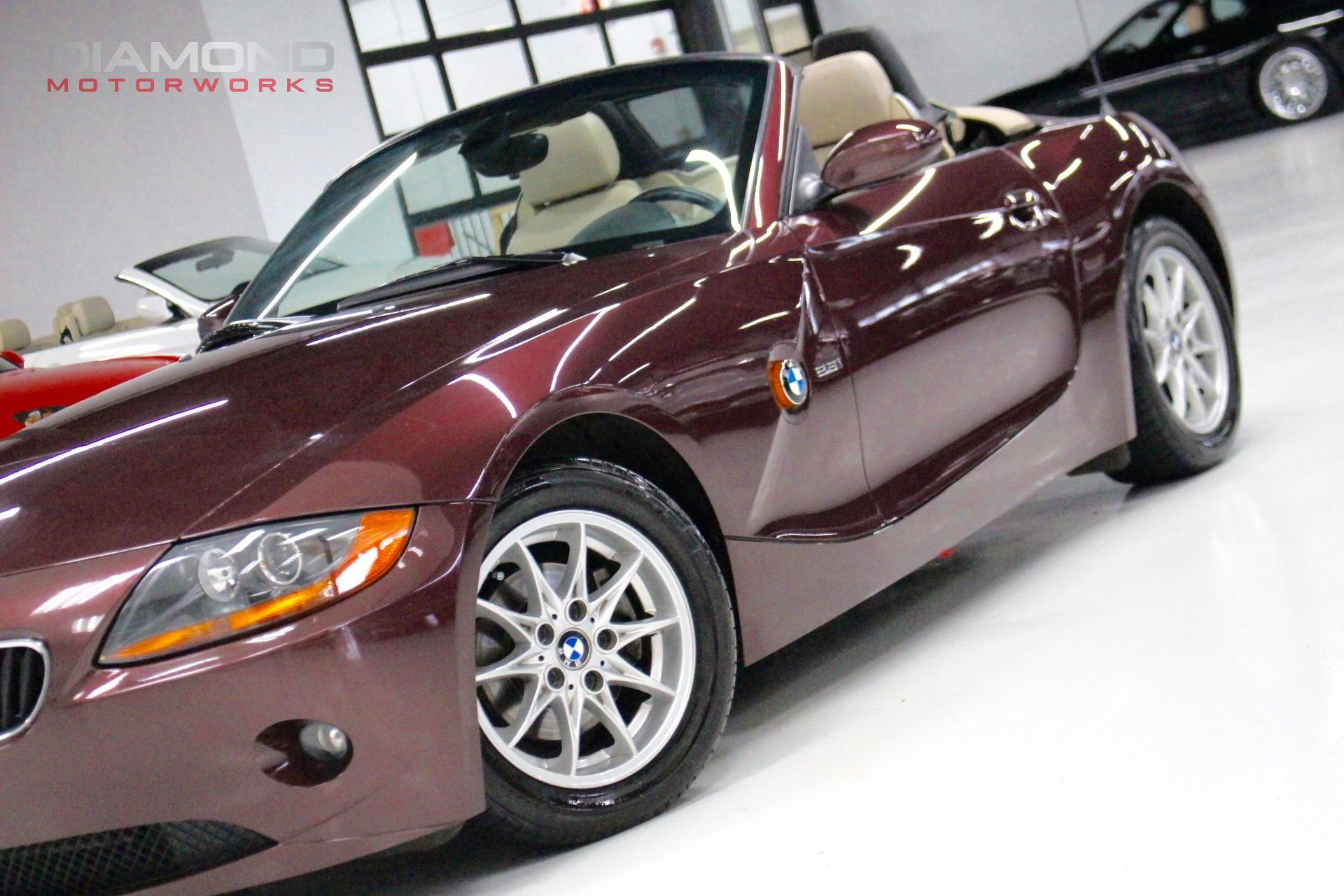 2003 Bmw Z4 2 5i Stock S42552 For Sale Near Lisle Il