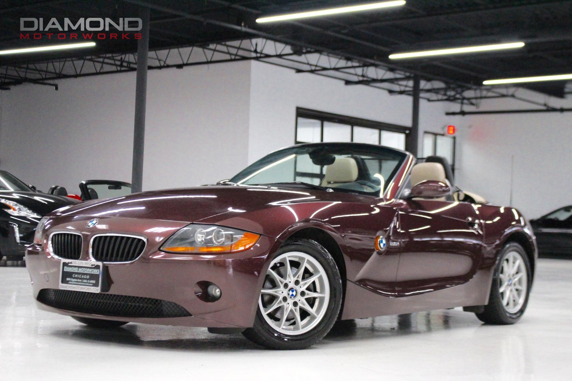 2003 BMW Z4 2 5i Stock S for sale near Lisle IL