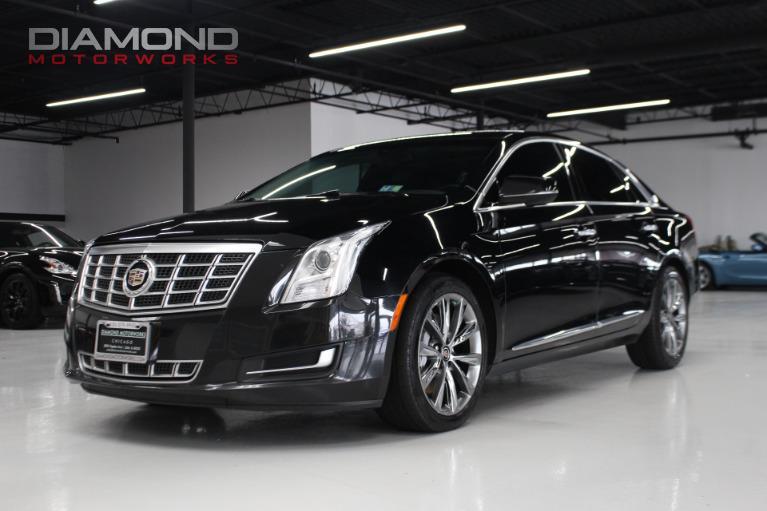 Cadillac Xts 2015 White Diamond