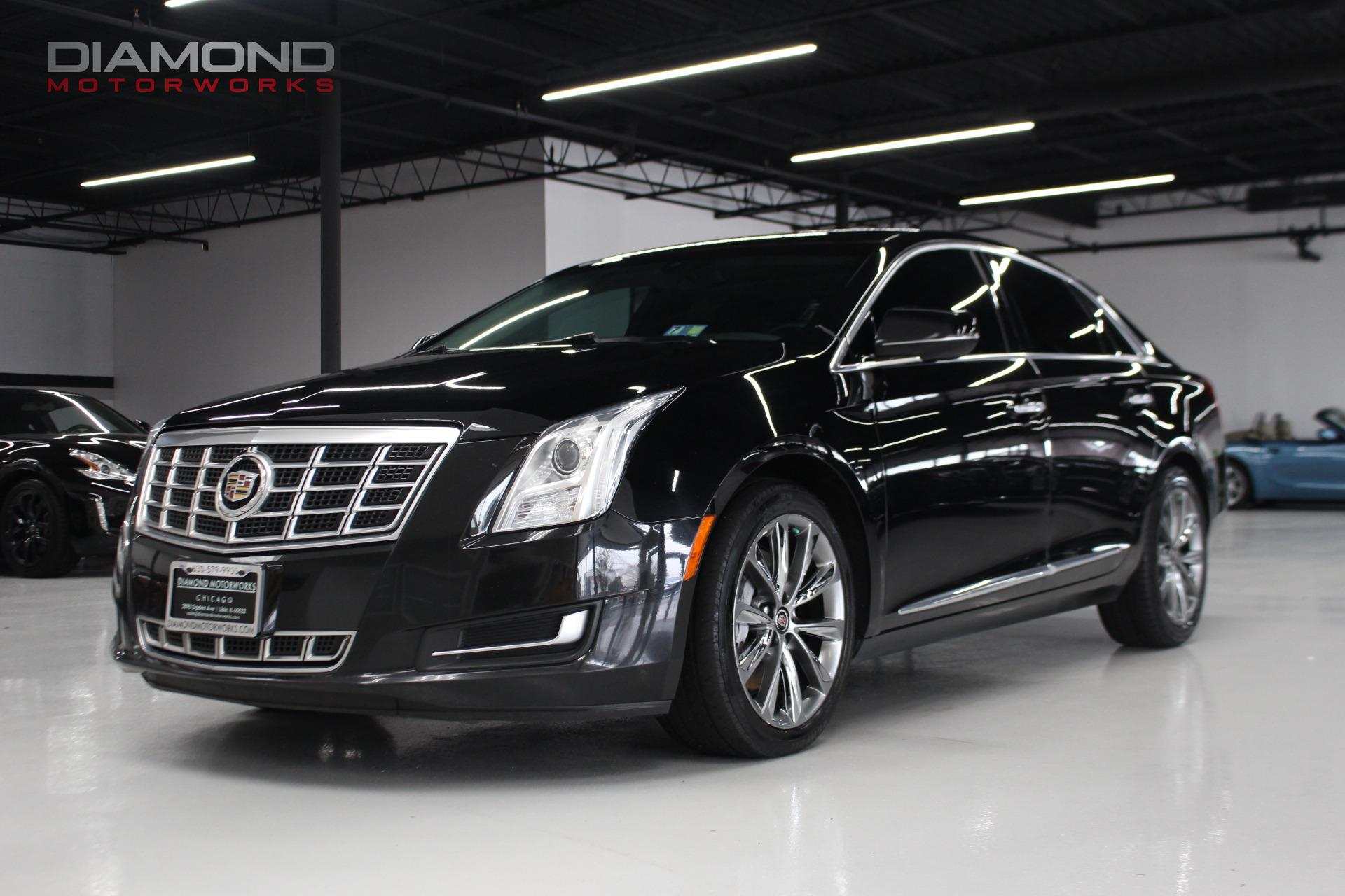used 2015 cadillac xts pro livery lisle il. Black Bedroom Furniture Sets. Home Design Ideas