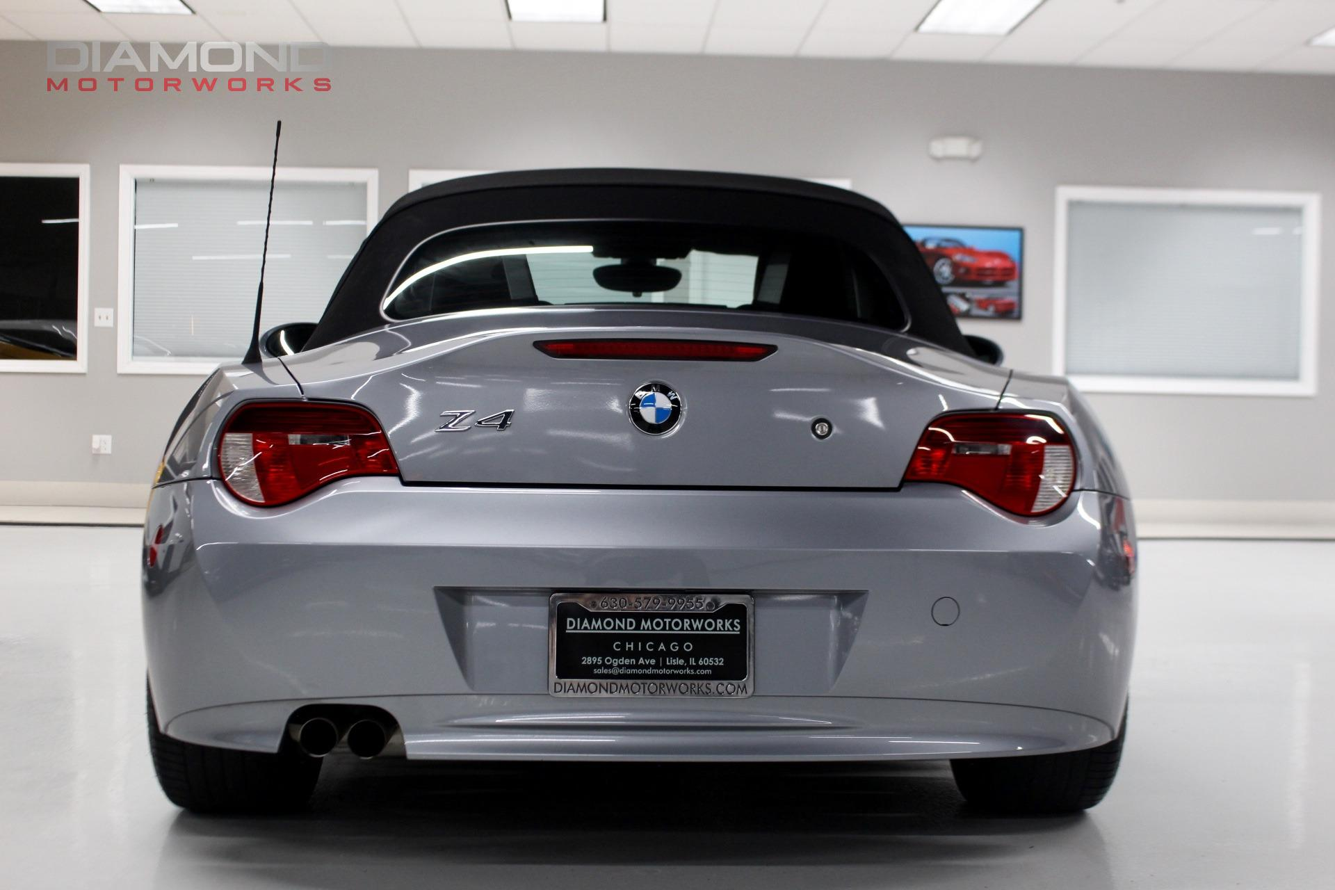2006 bmw z4 stock w68723 for sale near lisle il il bmw dealer. Black Bedroom Furniture Sets. Home Design Ideas